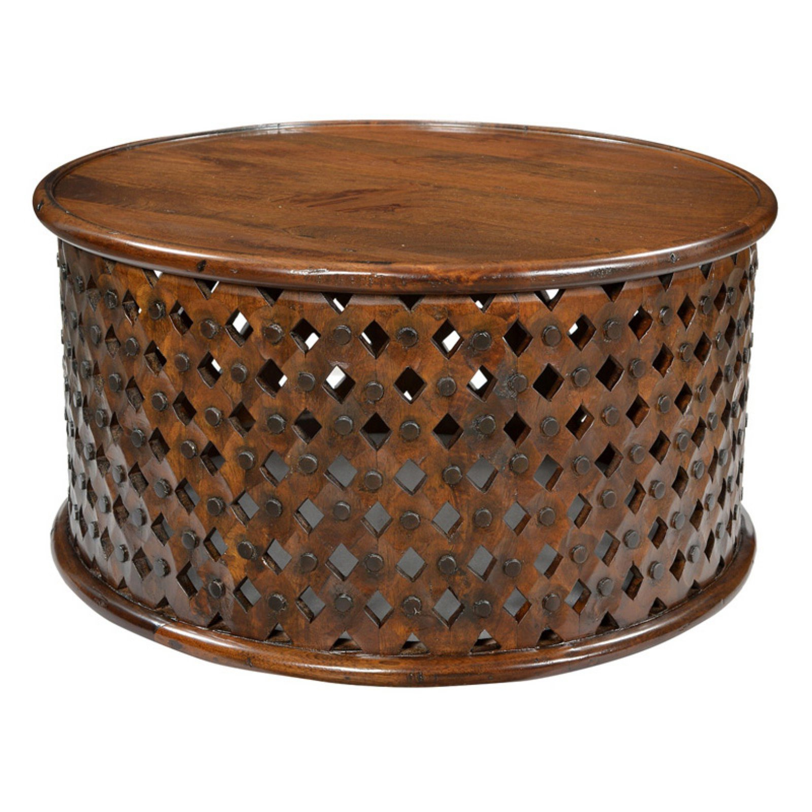 Newest Icarus Round Bar Tables Throughout Style N Living Icarus Coffee Table (View 8 of 25)