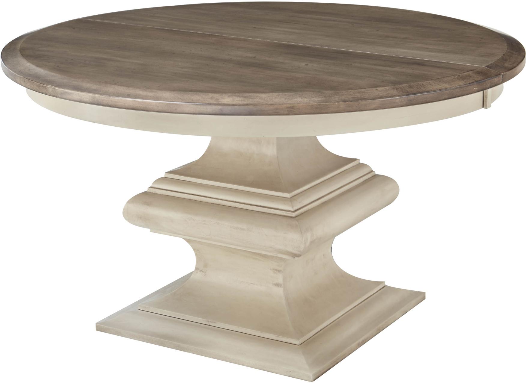 Normandy Pedestal Table