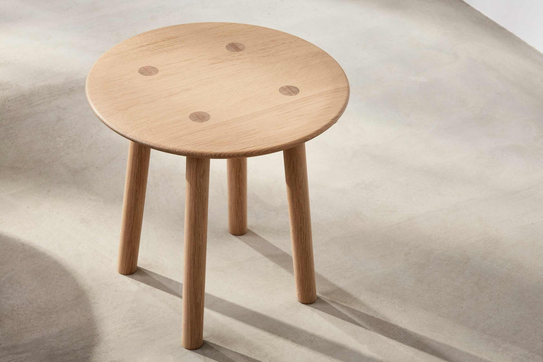 Ovo Side Table In Famous Ingred Extending Dining Tables (View 21 of 25)