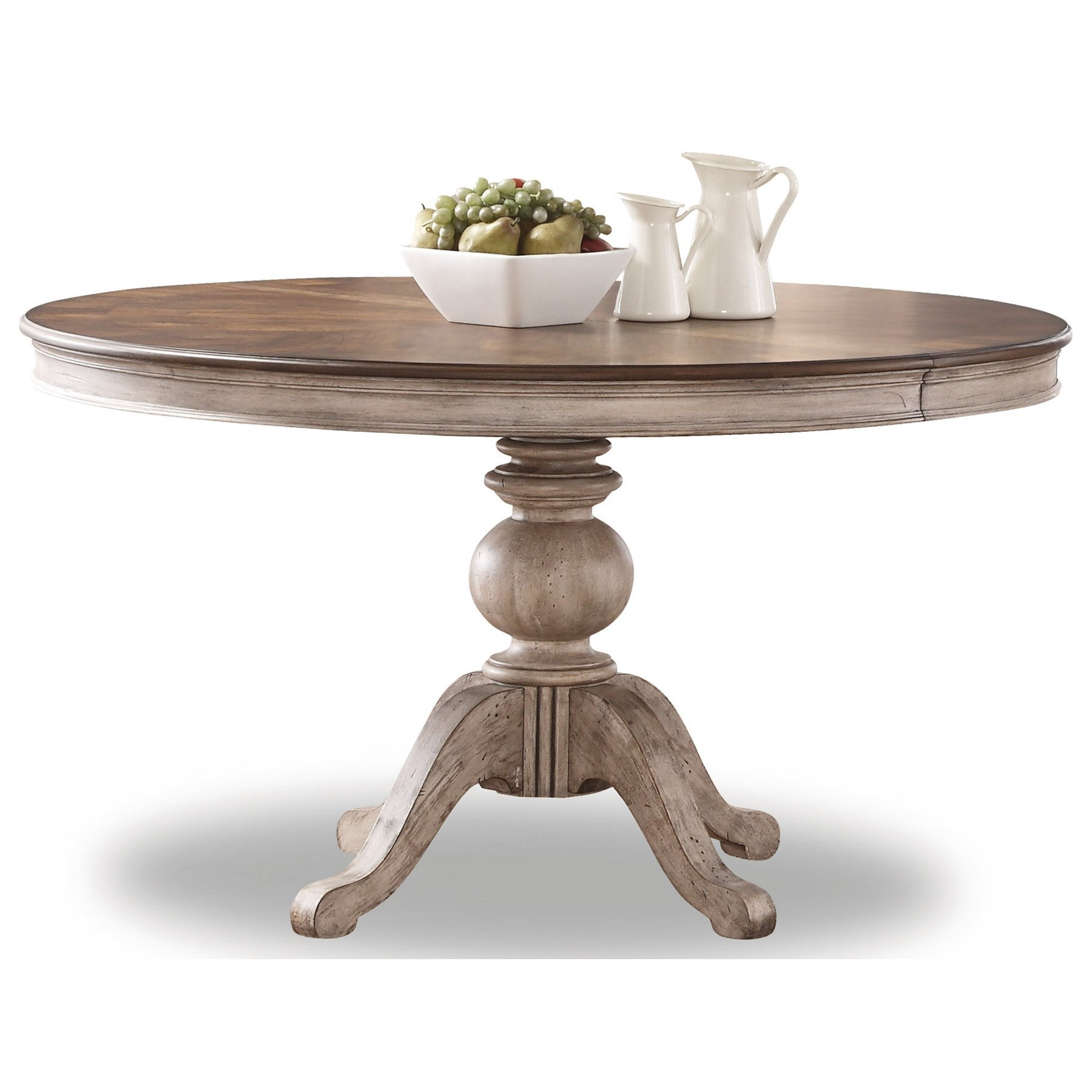 Plymouth Pedestal Dining Table In Most Up To Date Johnson Round Pedestal Dining Tables (View 6 of 25)