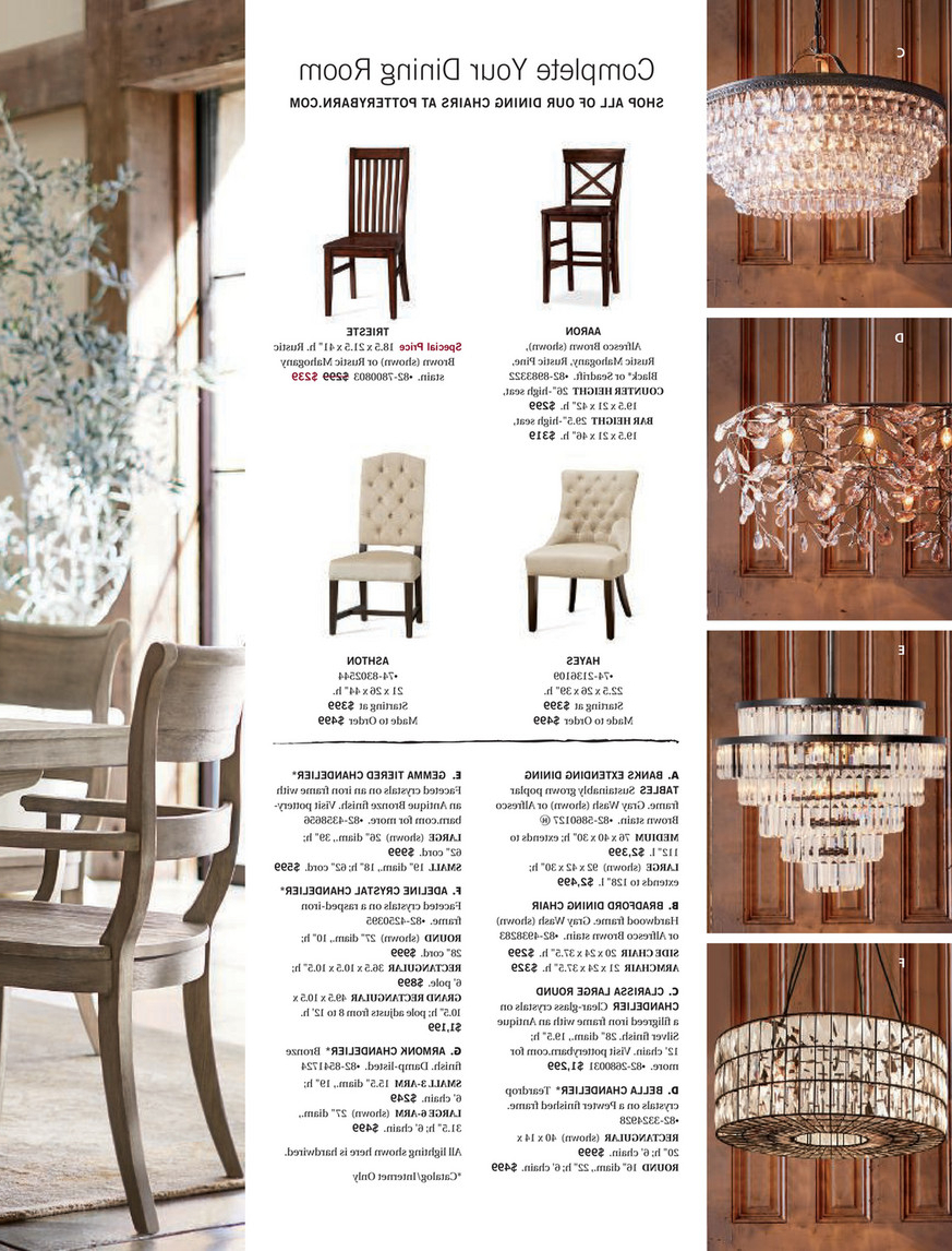 Popular Seadrift Banks Extending Dining Tables Throughout Pottery Barn – Holiday 2017 D4 – Page 44  (View 7 of 25)