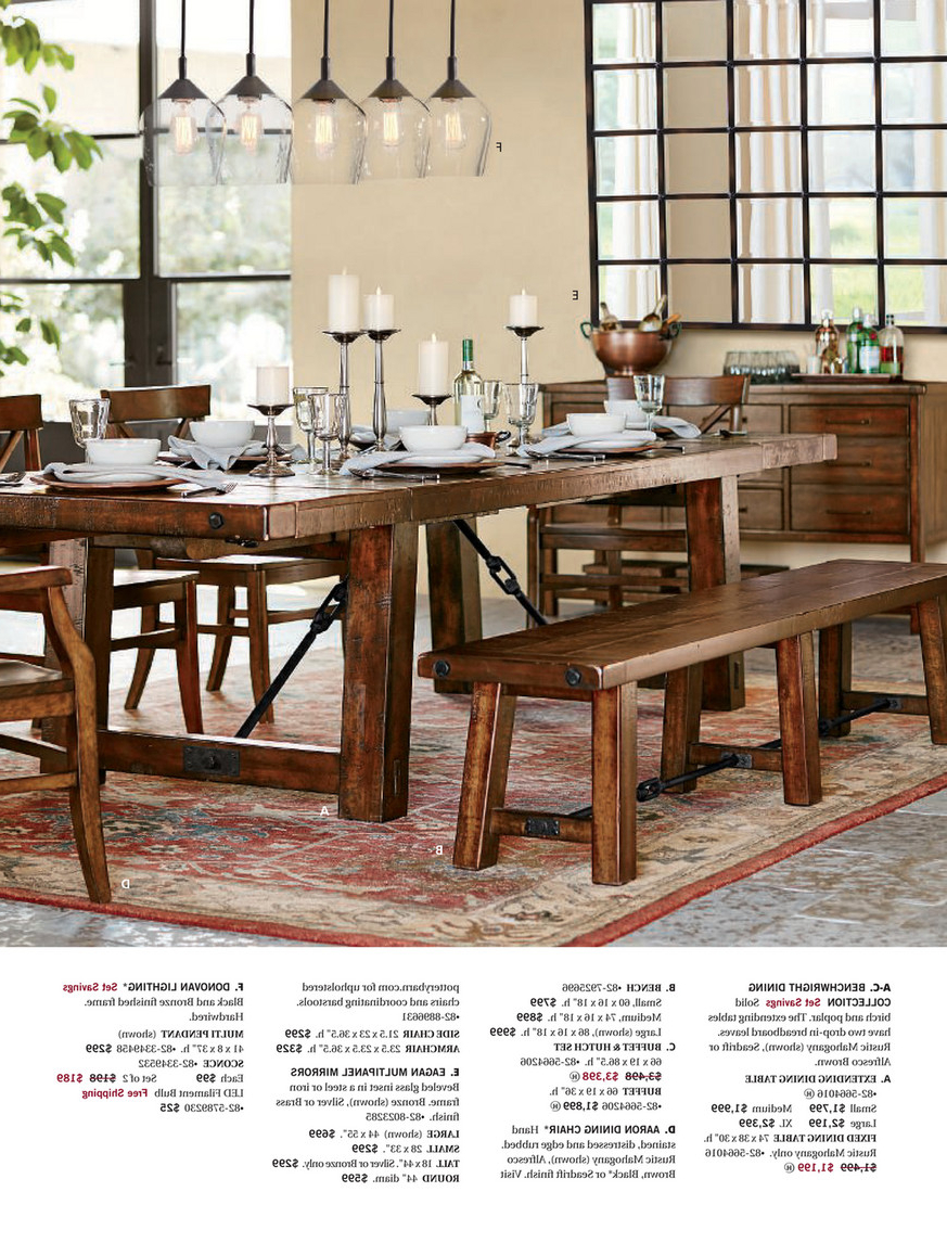 Featured Photo of Seadrift Benchwright Dining Tables