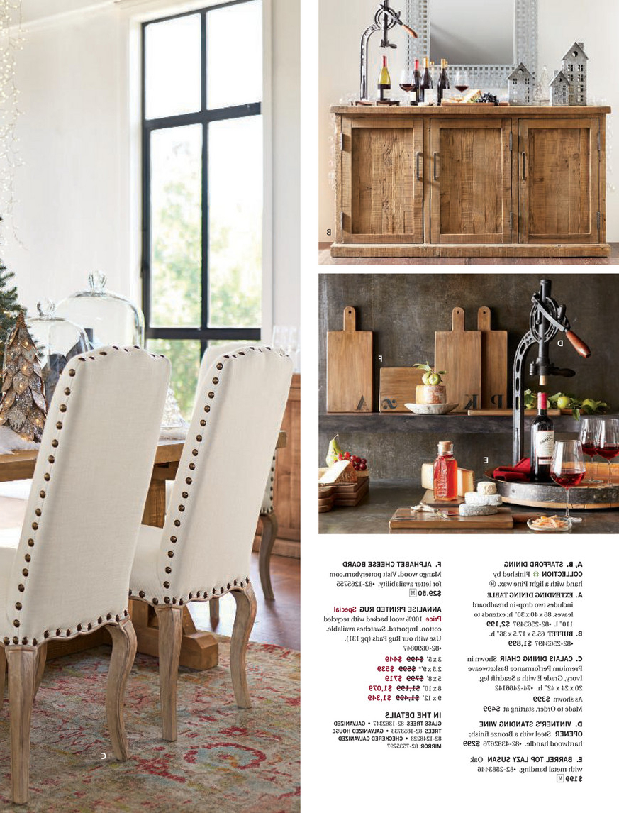 Pottery Barn – Fall 2017 D3 – Stafford Reclaimed Pine In Most Recently Released Stafford Reclaimed Extending Dining Tables (View 6 of 25)