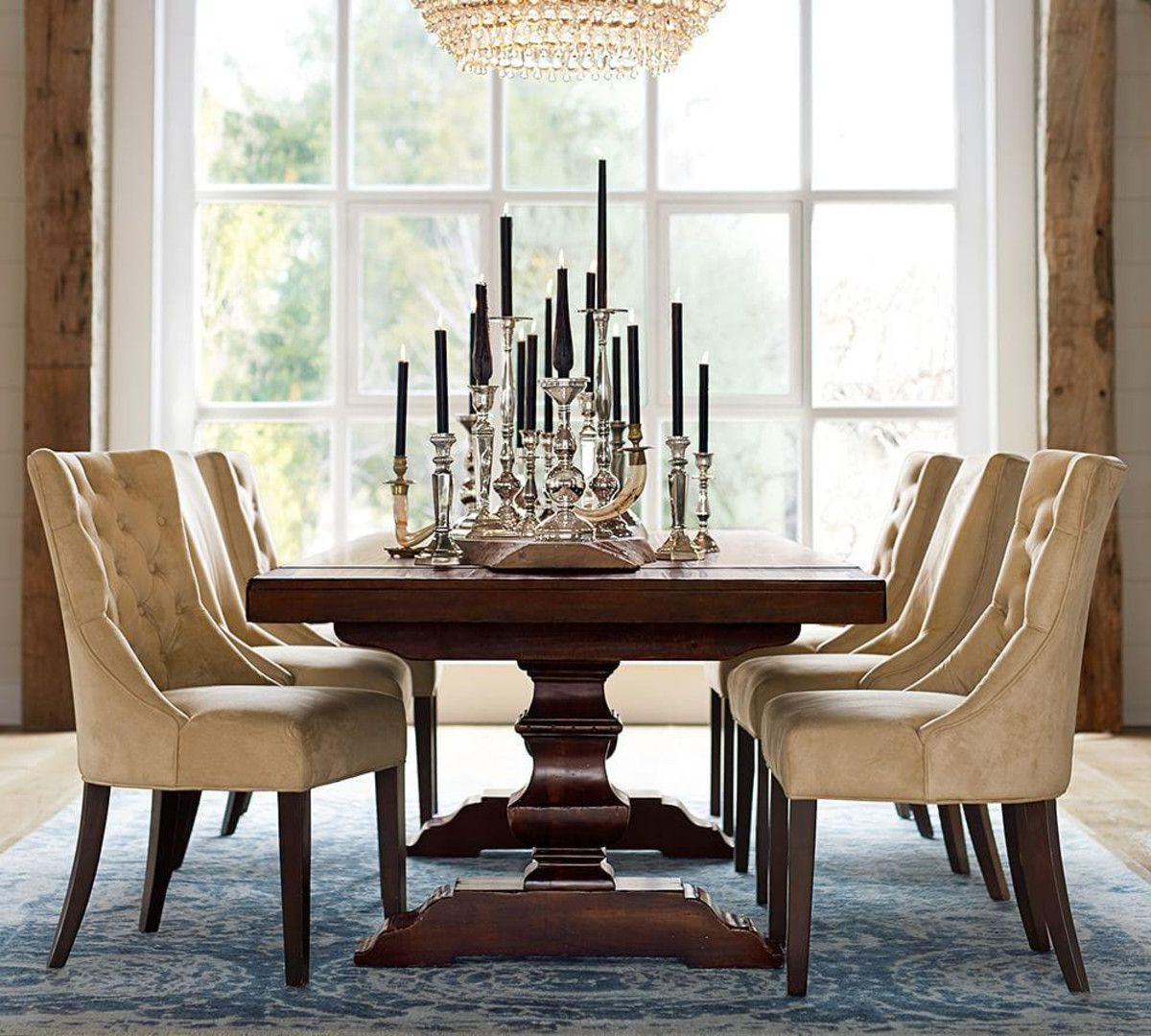 Featured Photo of Alfresco Brown Banks Extending Dining Tables