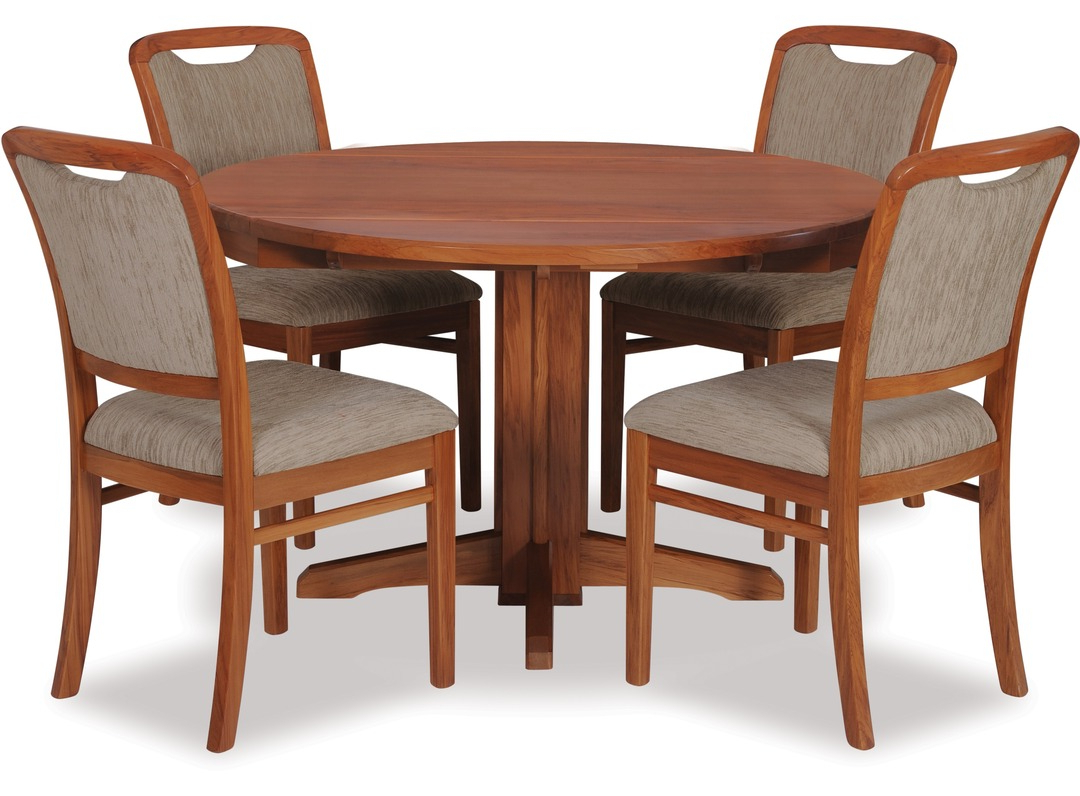 Recent Avondale Dining Tables throughout Avondale Folding Dining Table & Melody Chairs
