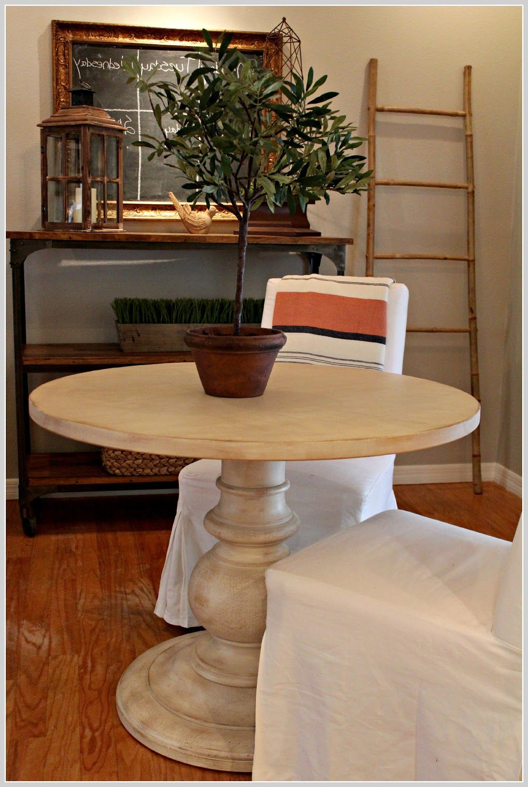 Recent Dawson Pedestal Dining Tables pertaining to Pottery Barn Dawson Pedestal Table White - Google Search