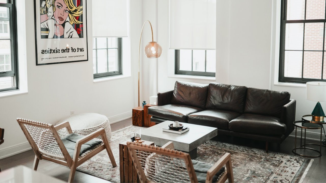 Recent Shaw Dining Tables, English Brown within Apartment Tour