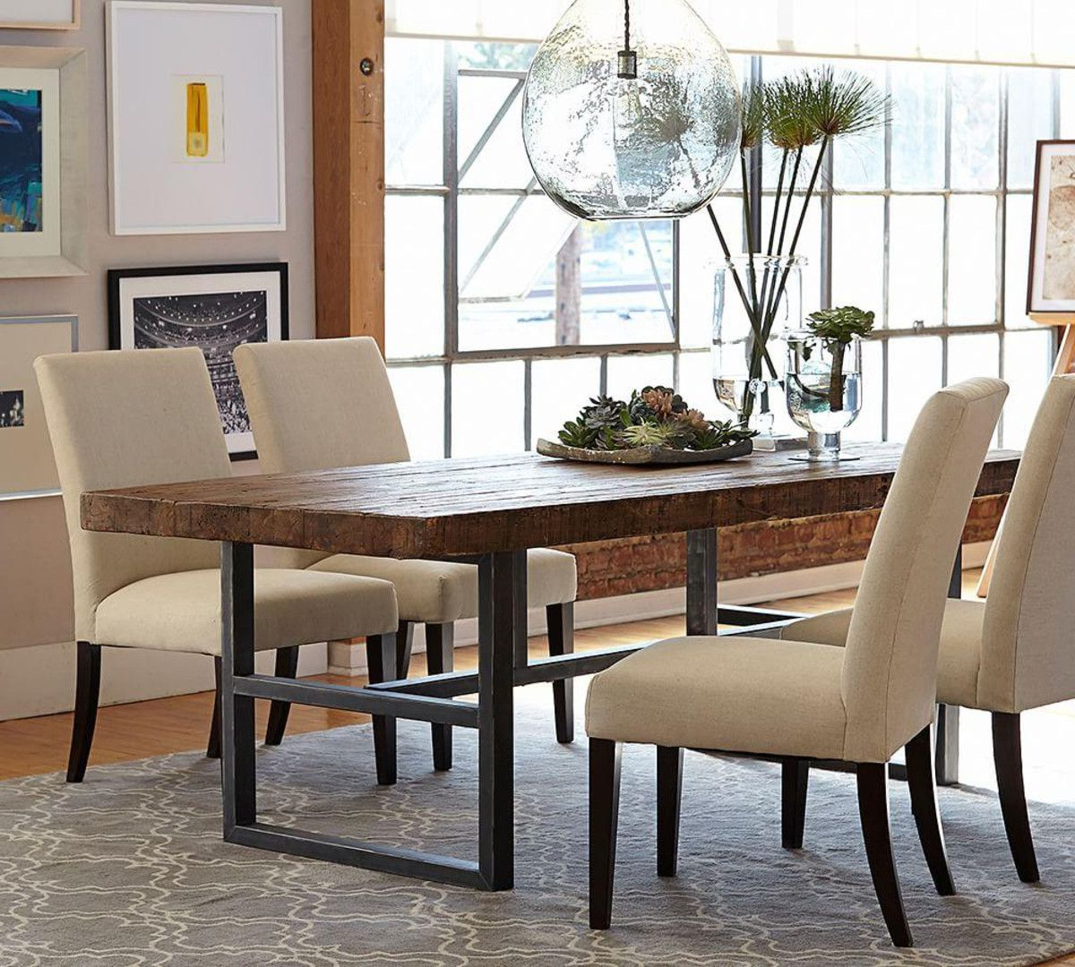 Reclaimed Wood with Popular Griffin Reclaimed Wood Dining Tables