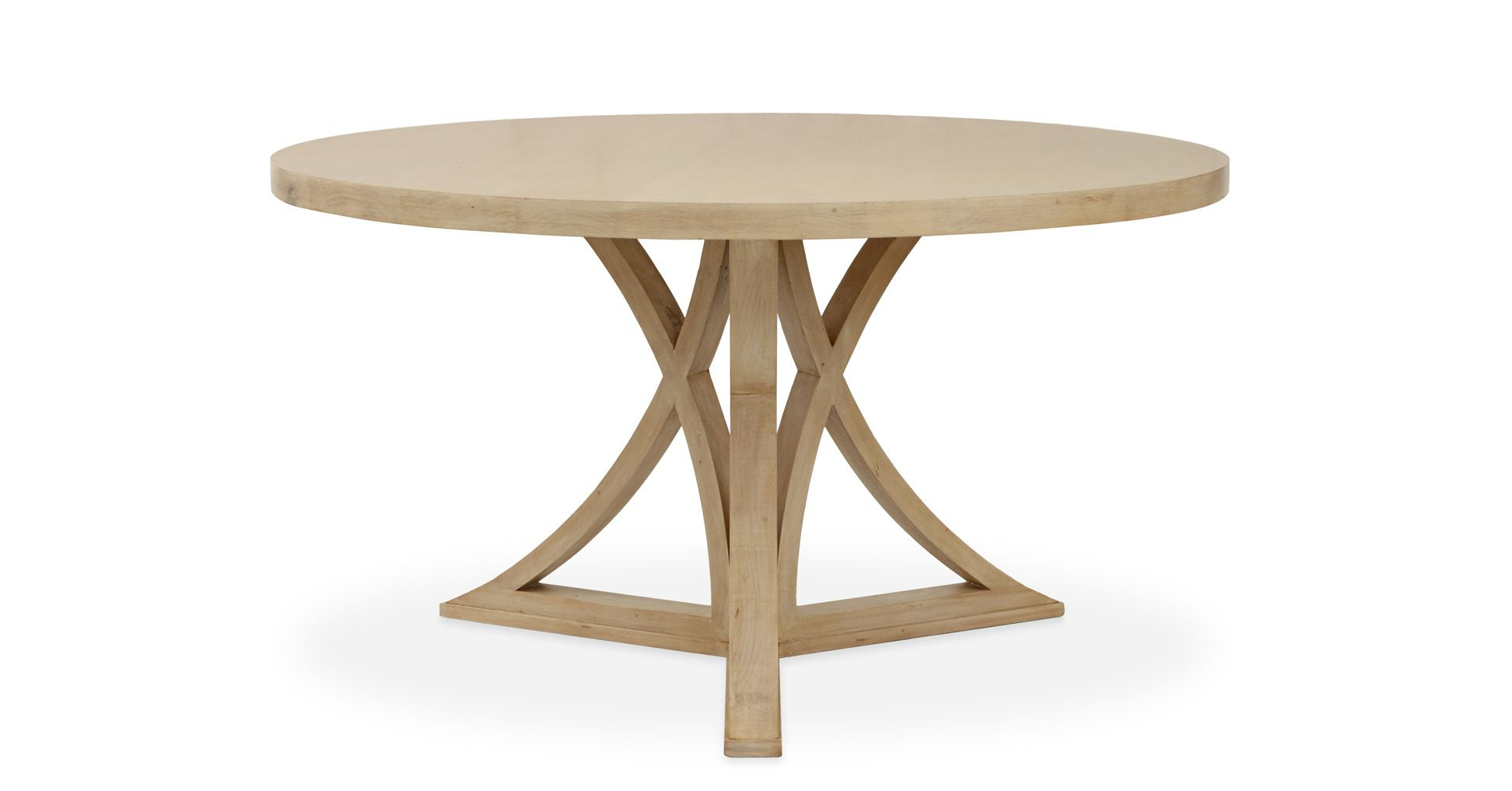 Round Dining Table with Fashionable Brooks Round Dining Tables
