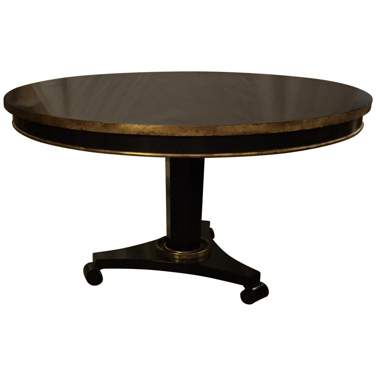 Round Pedestal Base Dining Table for Preferred Johnson Round Pedestal Dining Tables