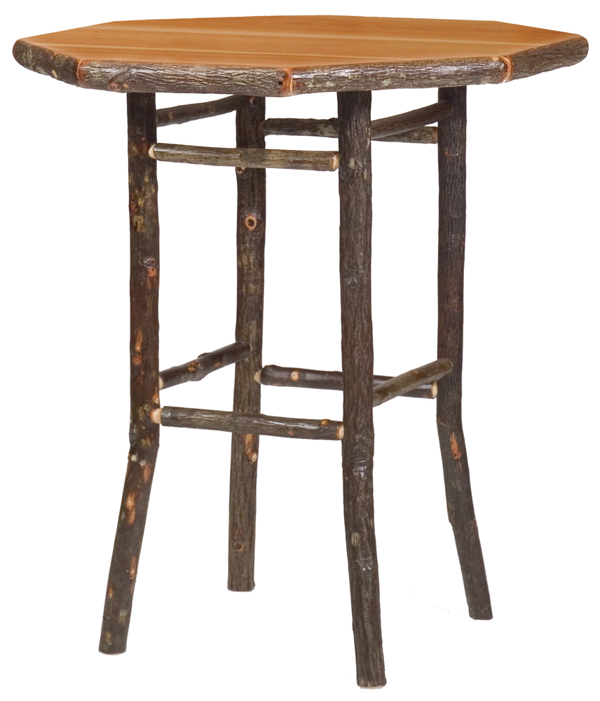 Round Pub Table with Well-known Alder Pub Tables