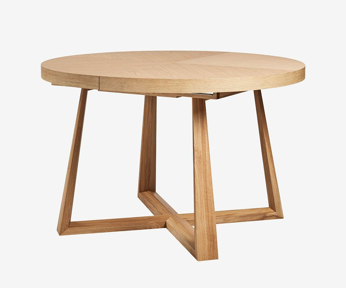 Seadrift Toscana Pedestal Extending Dining Tables For Most Popular Oliver Round Extension Dining Table In  (View 15 of 25)