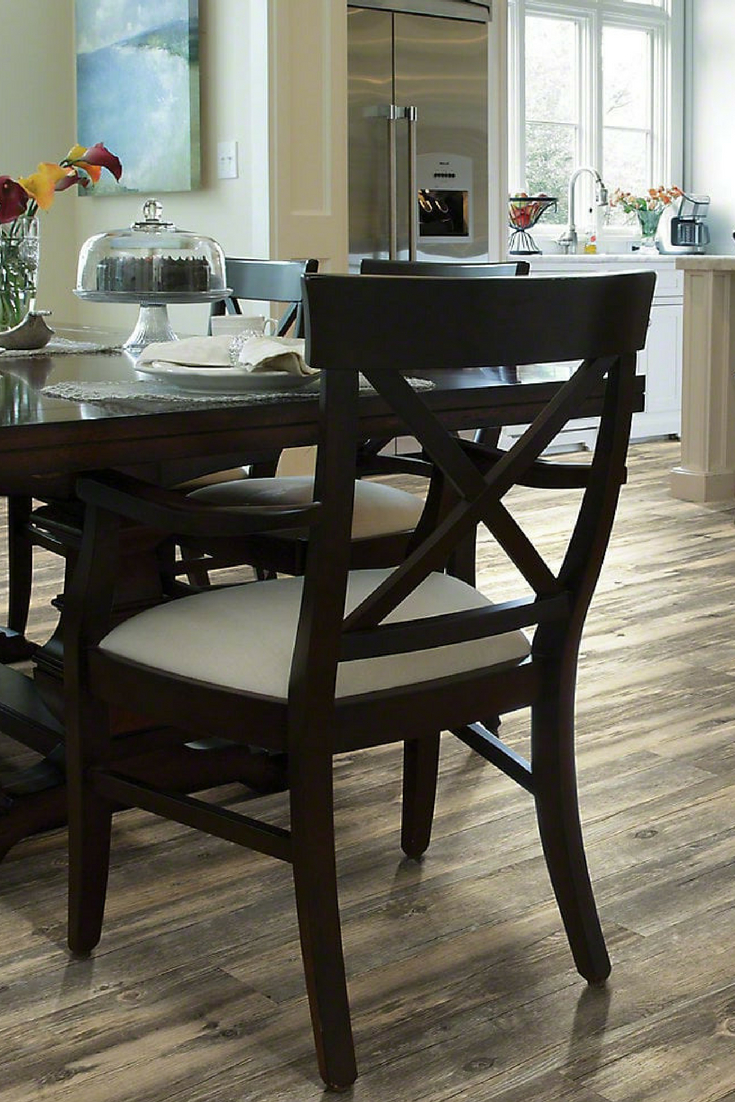 Shaw Dining Tables, Blonde Oak For Popular Shaw Floors Vinyl Plank Flooring – Canyon Loop (View 11 of 25)