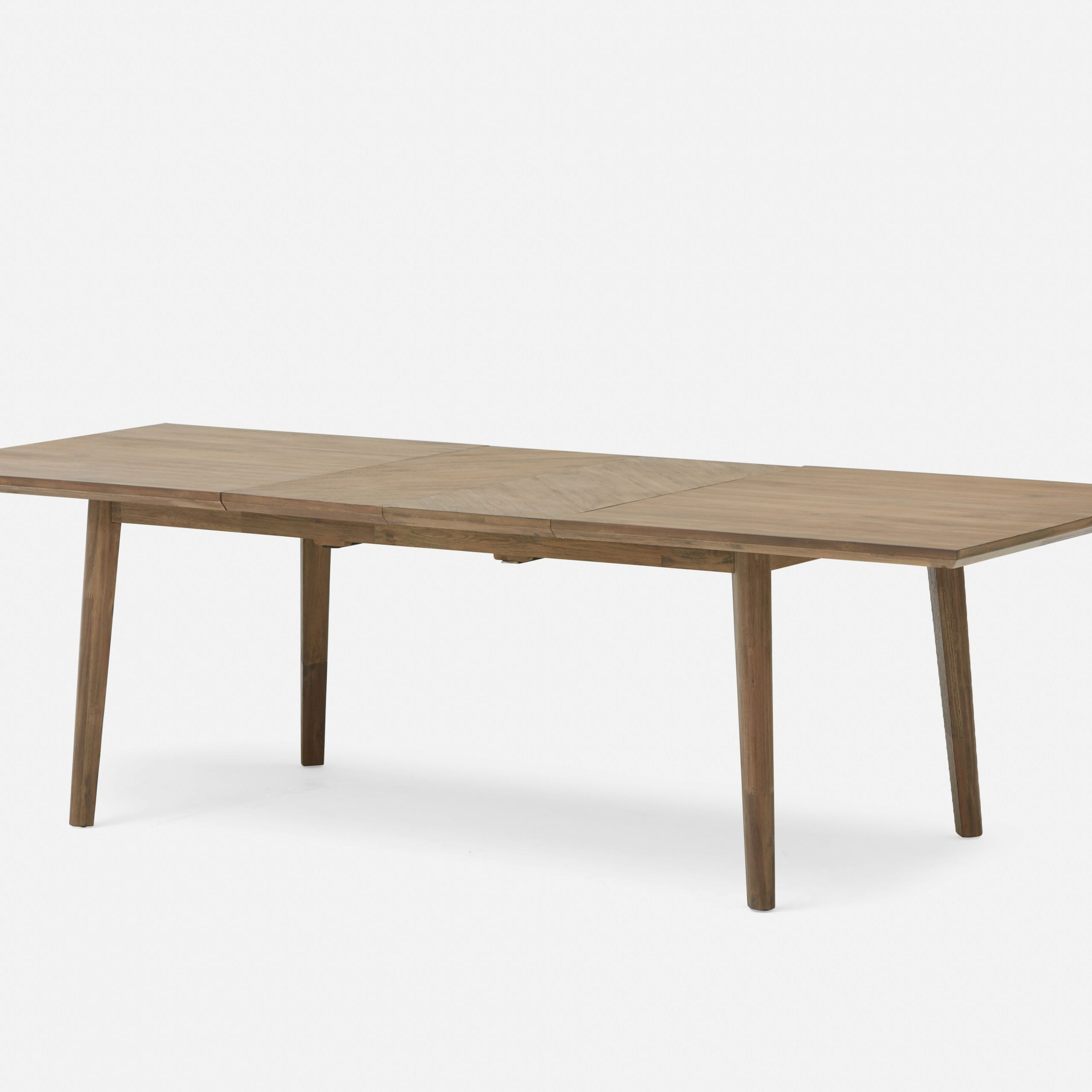 Shaw Dining Tables, English Brown Throughout Preferred Dina Brown Extendable Acacia Wood Dining Table 180Cm To 260C (View 3 of 25)