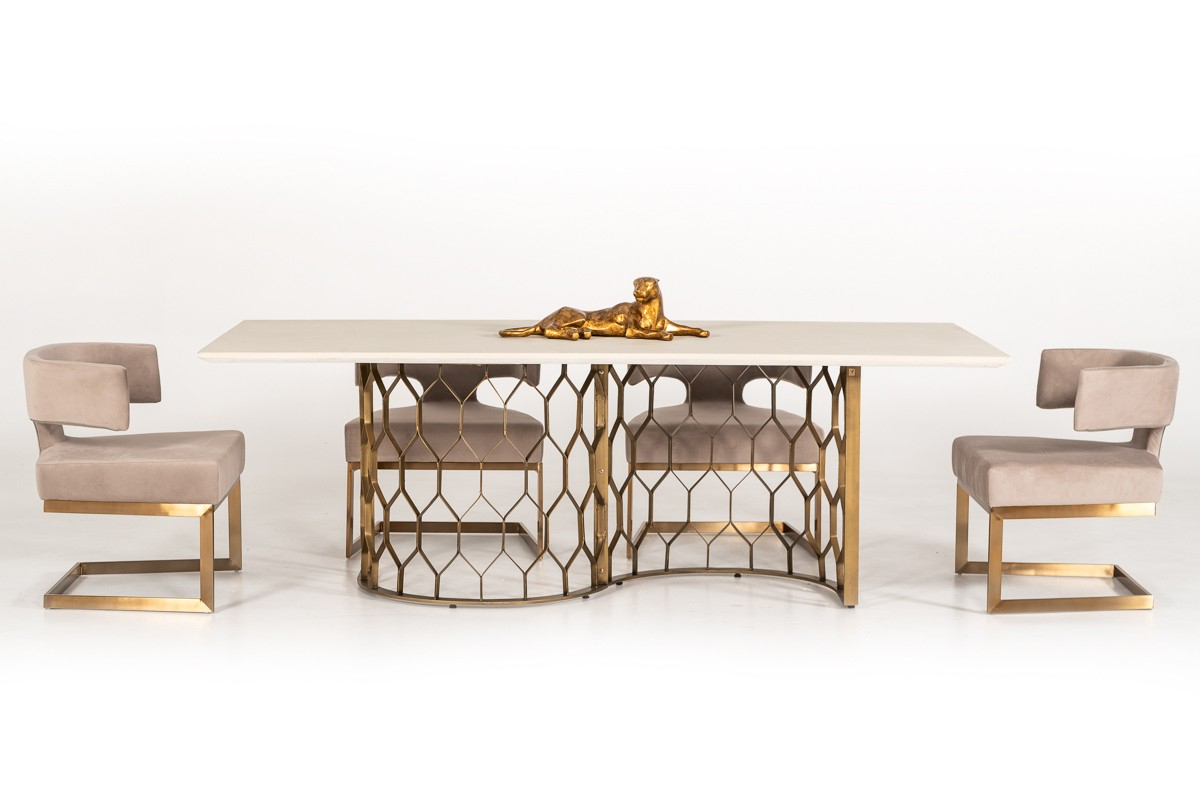 Featured Photo of Faye Dining Tables