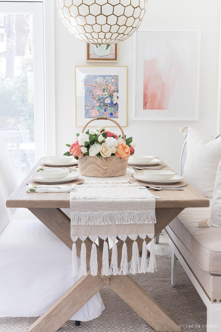 Tuscan Chestnut Toscana Dining Tables With Regard To Widely Used Have A Restoration Hardware Or Pottery Barn Wood Table (View 16 of 25)
