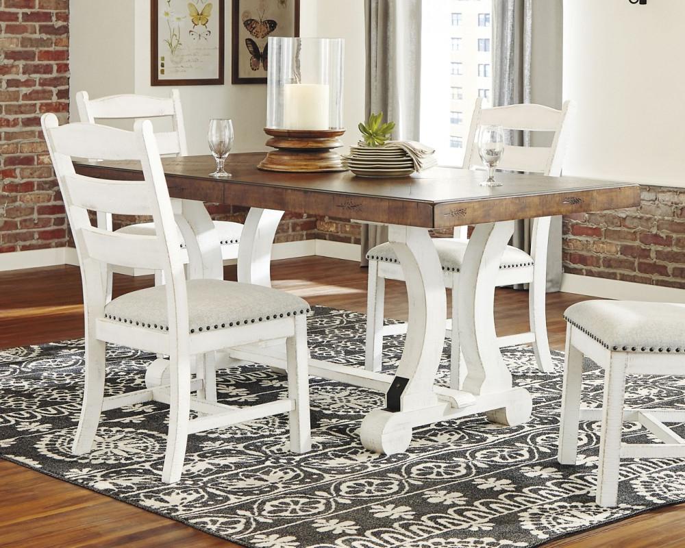 Valebeck - Valebeck Dining Room Table throughout Preferred Bismark Dining Tables