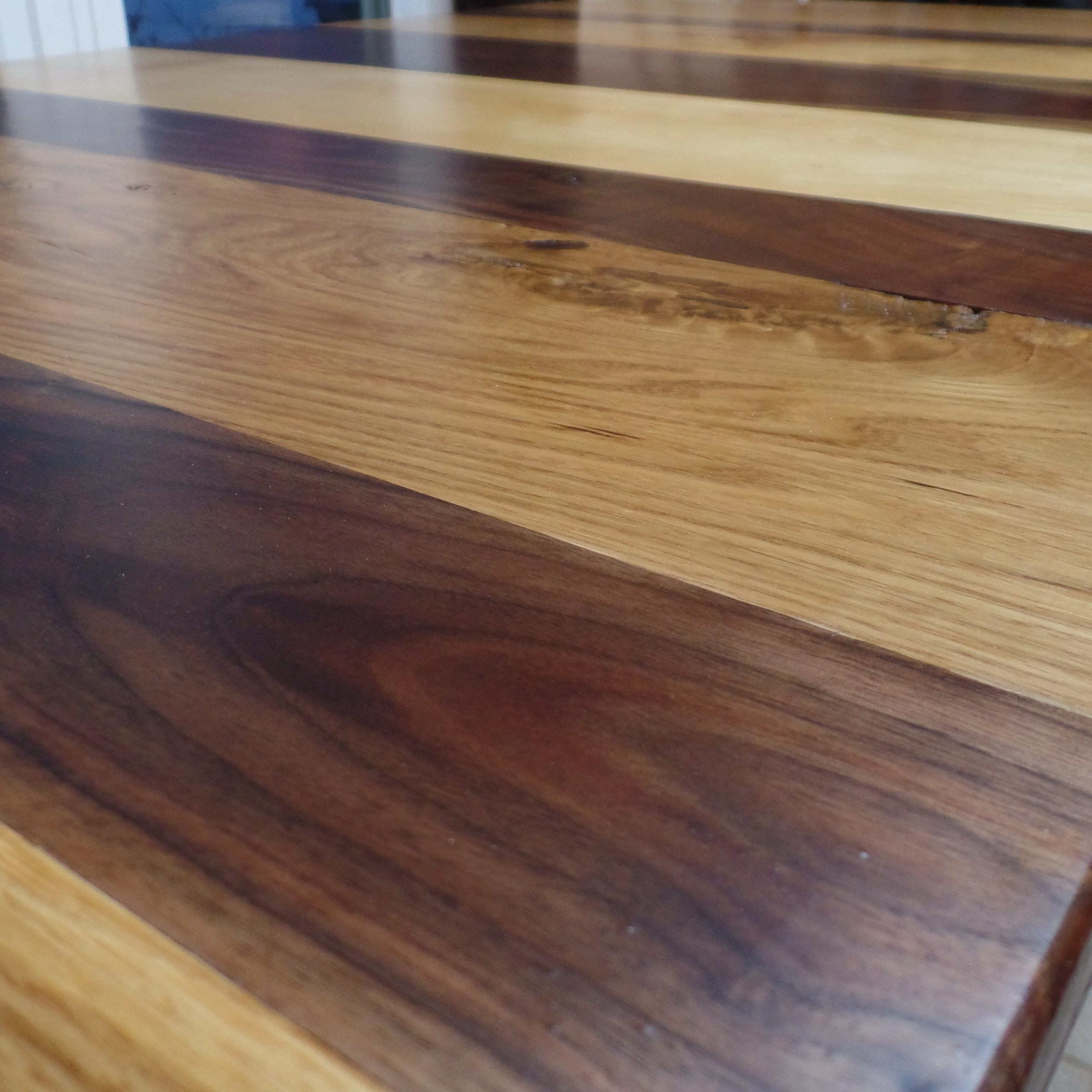 Walnut Ash Oak Dining Table (View 5 of 25)