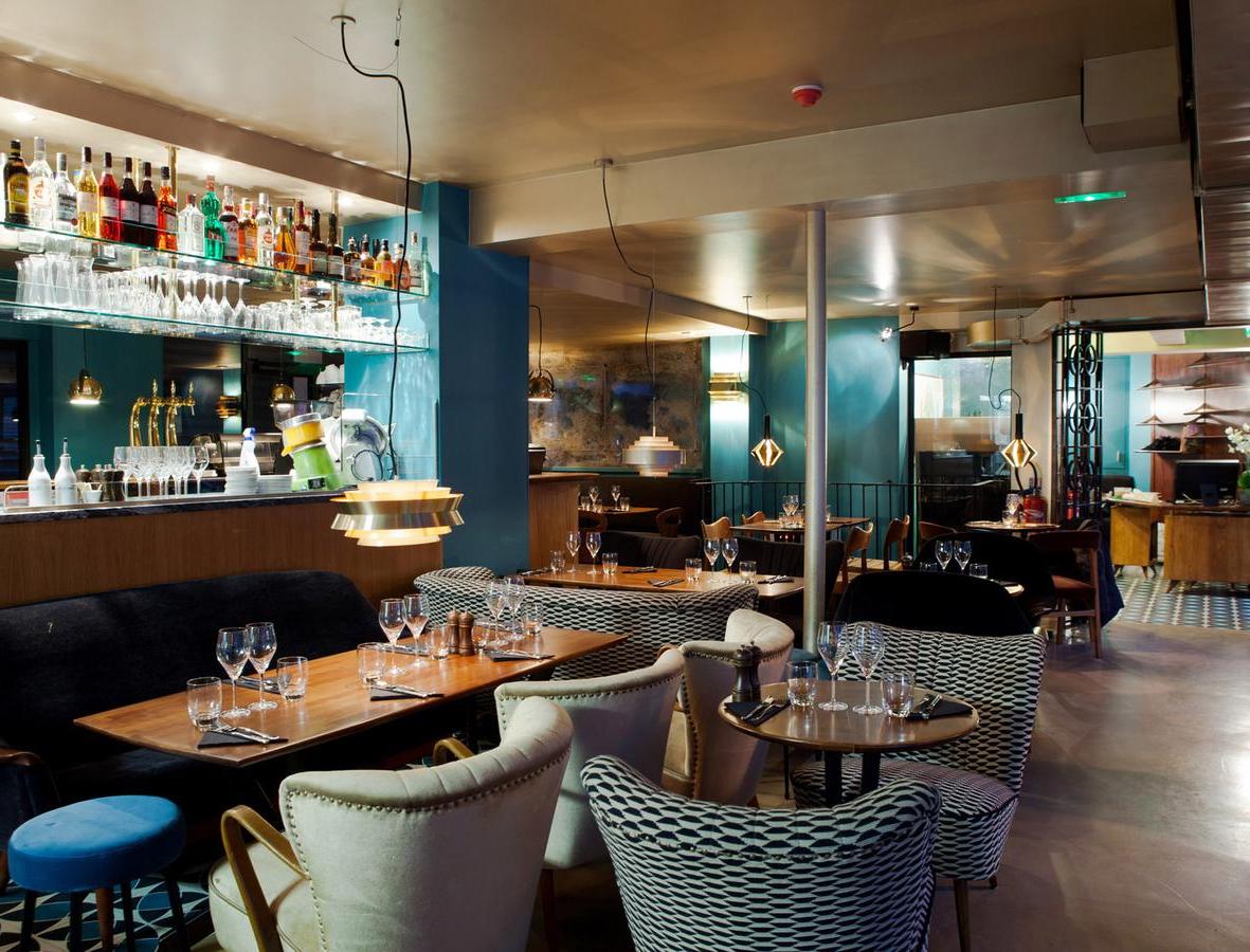 Well Liked Hôtel Edgar, Paris, France – Booking Regarding Edgar Bar Tables (View 14 of 25)