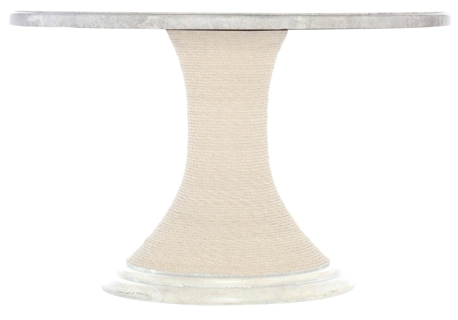 Widely Used Marble Pedestal Dining Table – Meime (View 4 of 25)