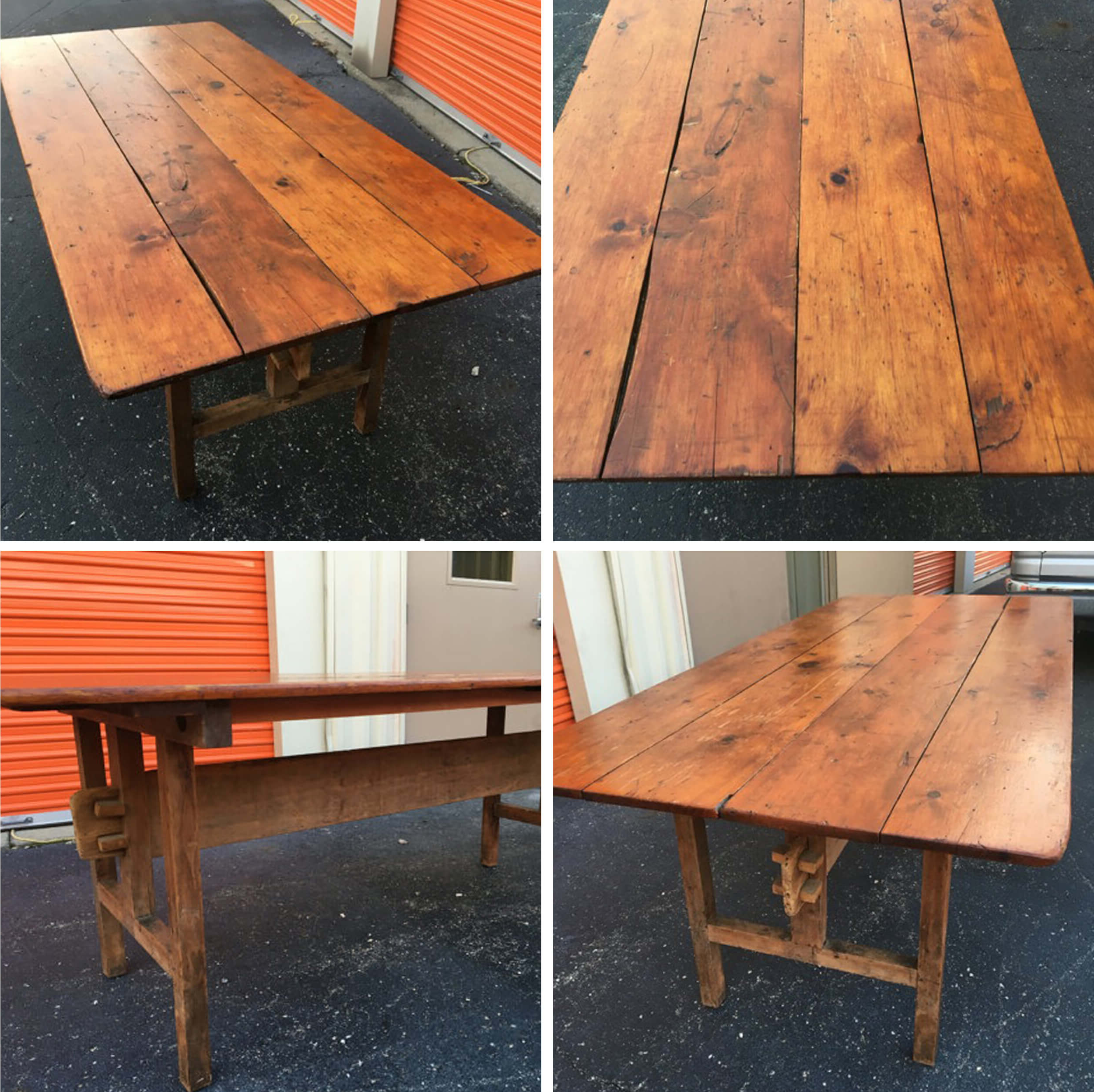 Widely Used Shaw Dining Tables, English Brown Regarding Ask The Audience: Chairs To Go With My New Dining Table (View 24 of 25)