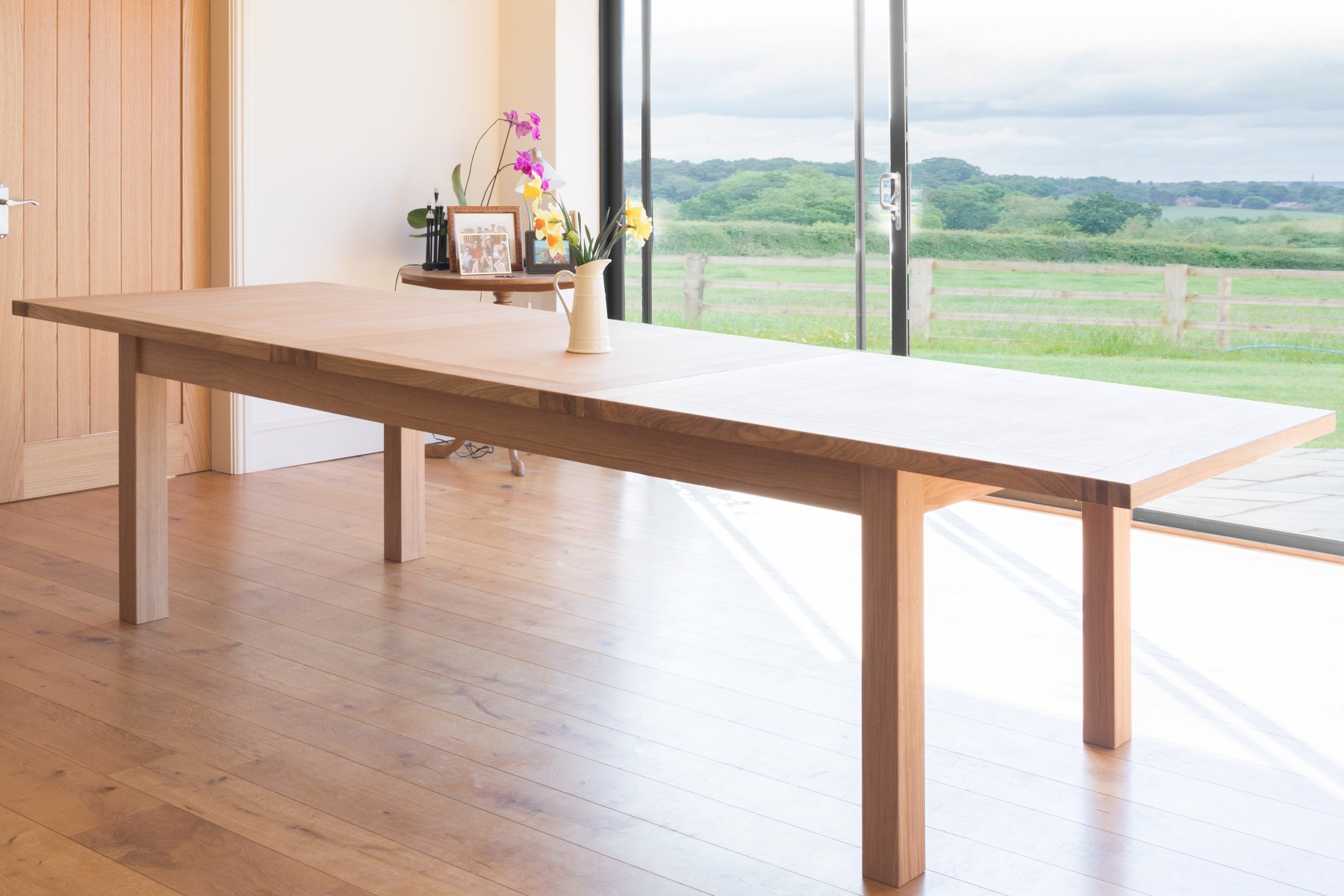 2019 Extension Dining Tables Pertaining To Tallinn  (View 13 of 25)