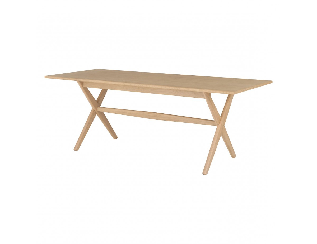2020 Rectangular Dining Tables regarding Austin 8 Seater Oak Rectangular Dining Table