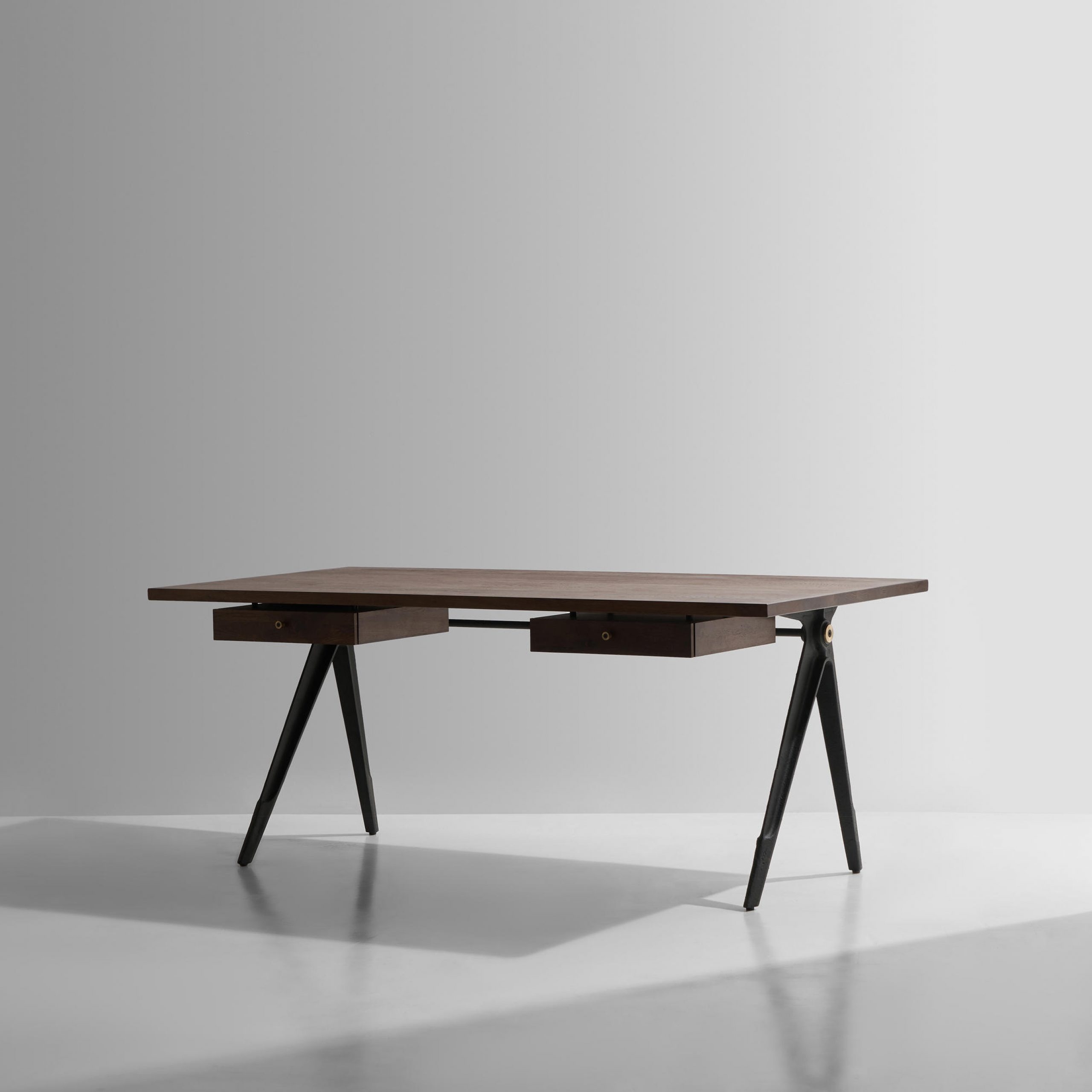 Architonic For Dining Tables In Smoked/seared Oak (View 14 of 25)