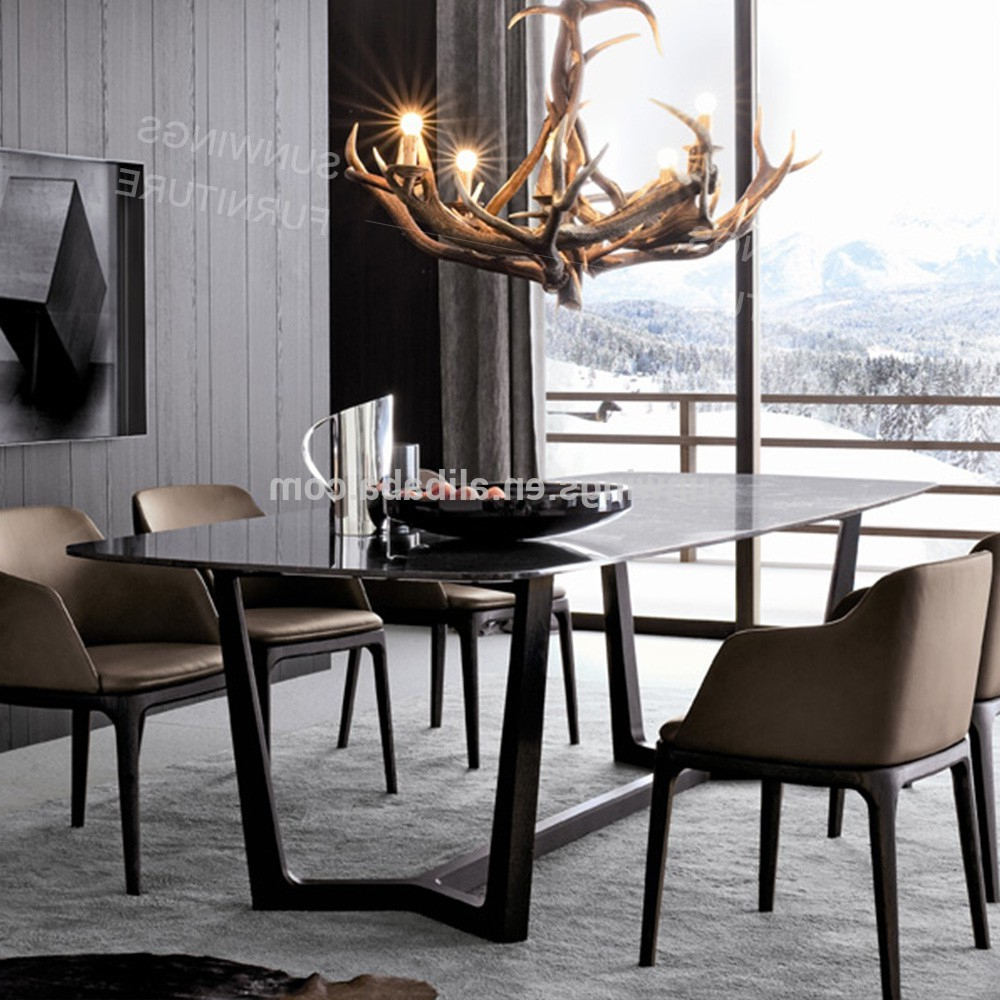 Best And Newest Wood Top Dining Tables Pertaining To Gorgeous Appearance Round Marble/wood Top Wood Legs Dining Table – Buy Glass Top Wooden Leg Dining Table,round Marble Top Dining Table,wood Legs (View 15 of 25)