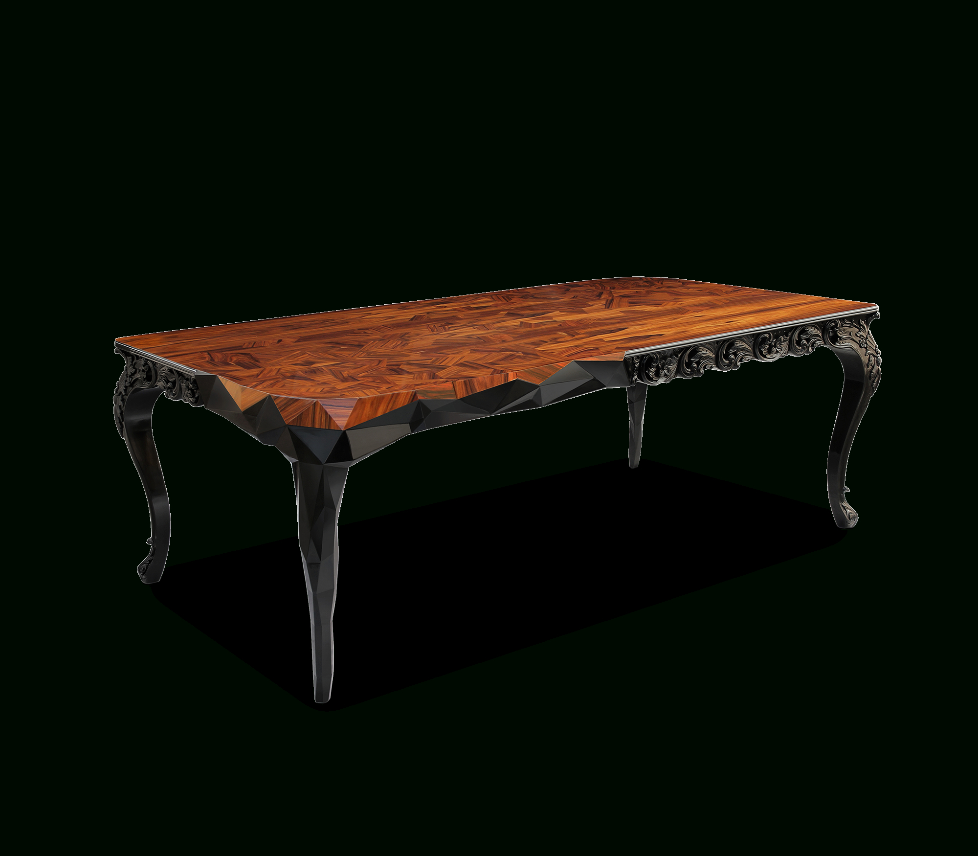 Boca Do Lobo Exclusive Design throughout Provence Accent Dining Tables