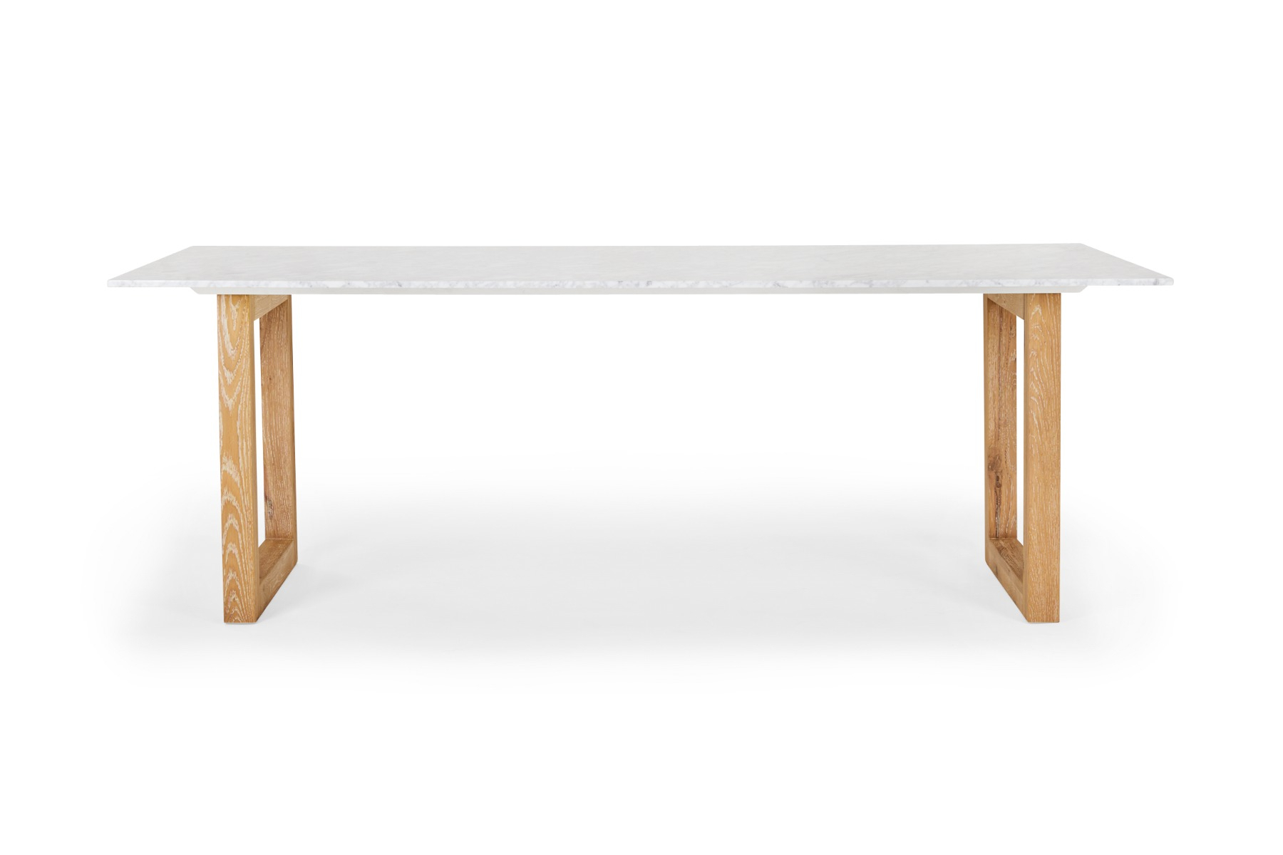 Bronte 220 Marble with regard to Most Recently Released Dining Tables With White Marble Top