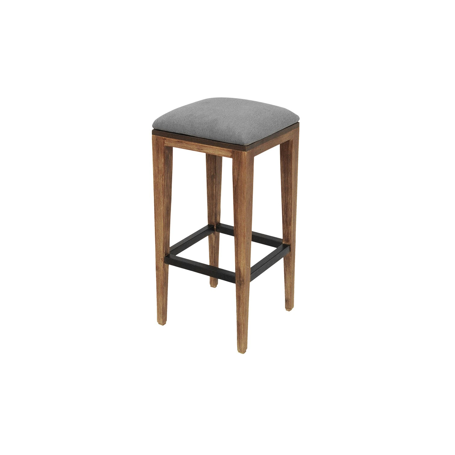 Cdi Furniture With Acacia Wood Medley Medium Dining Tables With Metal Base (View 25 of 26)