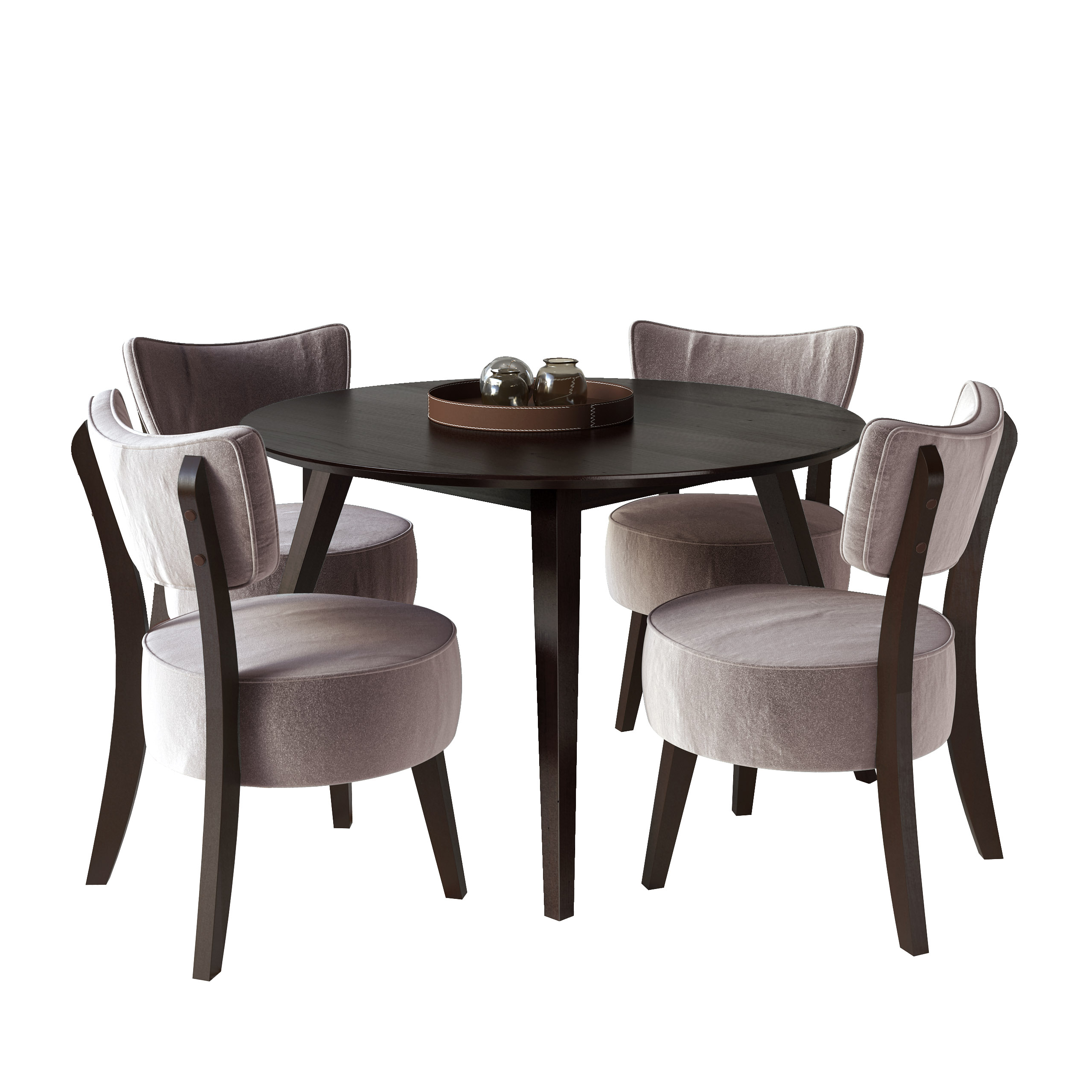 Corliving Atwood 42 In X 42 In Cappuccino Stained Square Dining Table In Popular Atwood Transitional Rectangular Dining Tables (View 24 of 25)