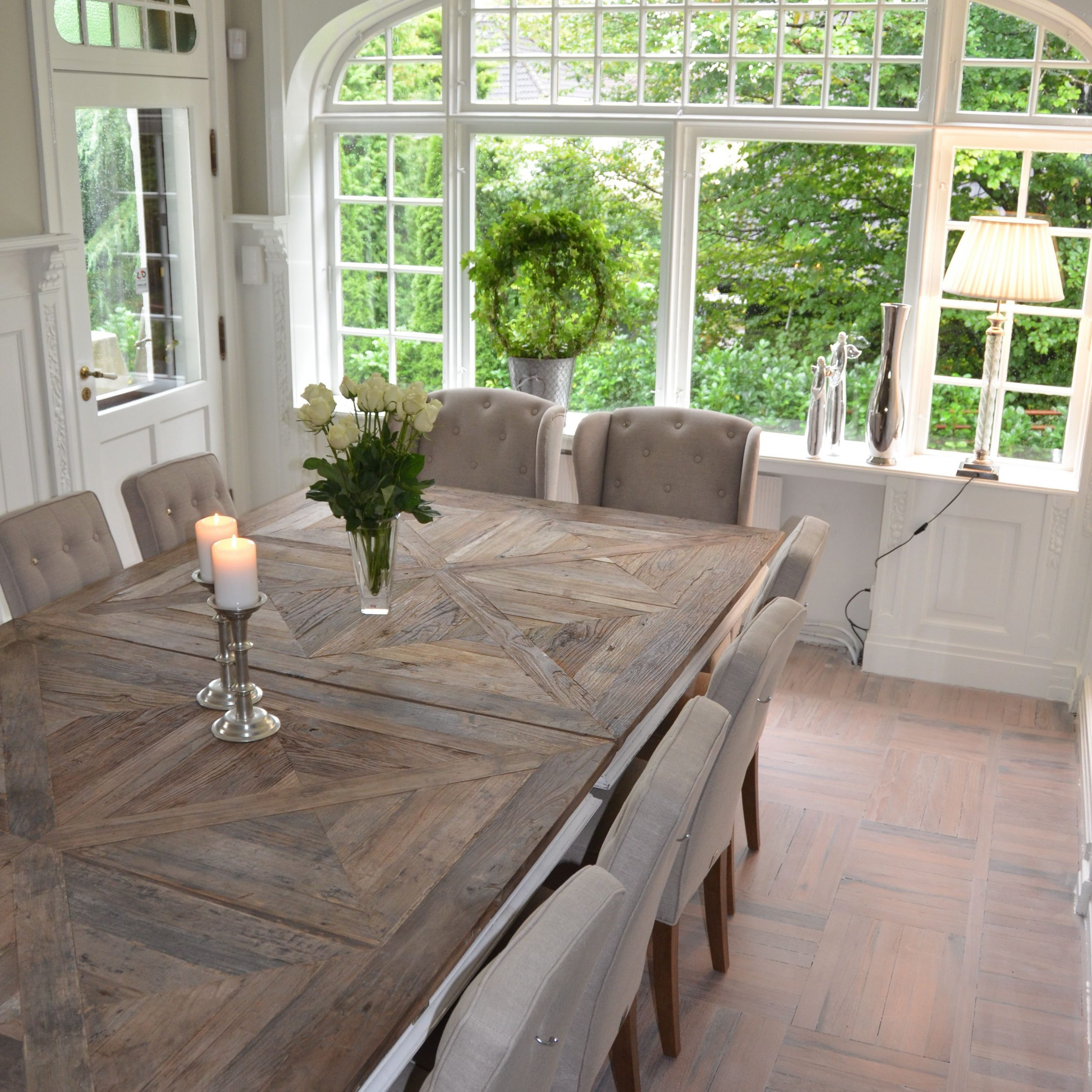 Dining For Newest Large Rustic Look Dining Tables (View 3 of 25)