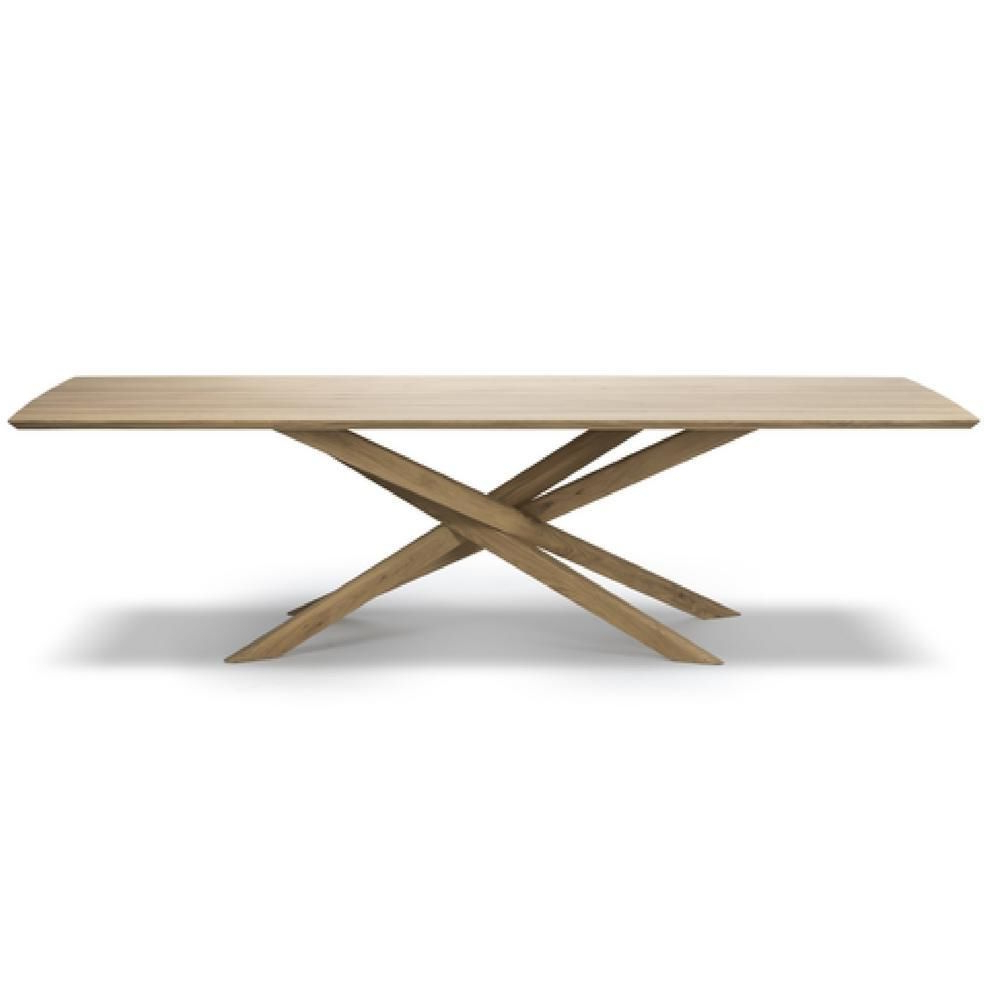 Dining intended for Dining Tables In Seared Oak With Brass Detail