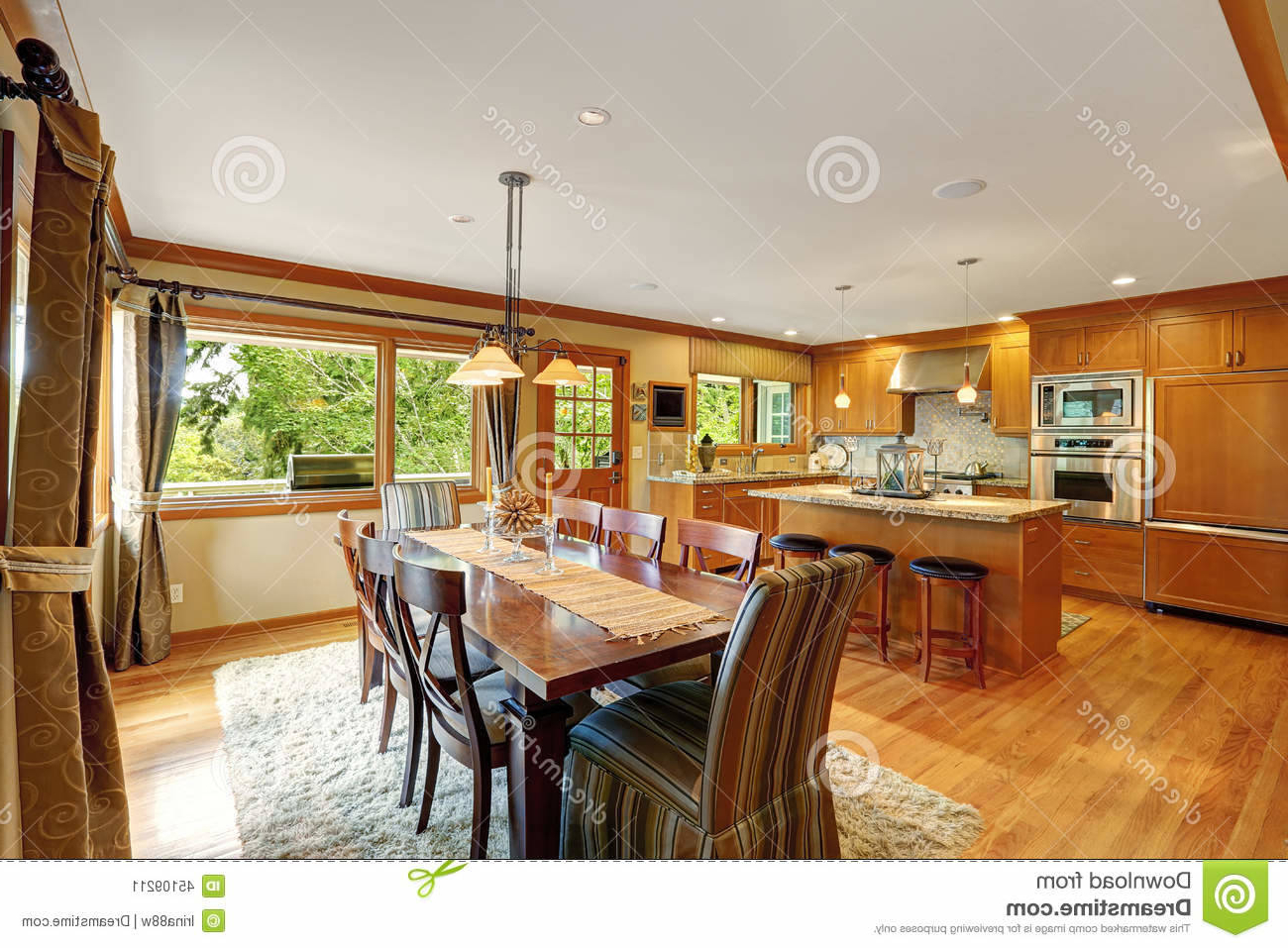 Dining Room Most Beautiful Tables Table Decorations with regard to Most Up-to-Date Elegance Large Round Dining Tables