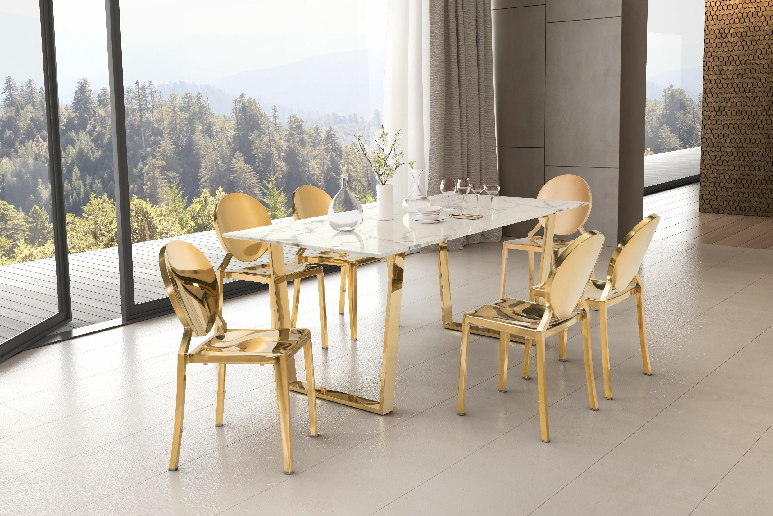 Dining Table In With Eclipse Dining Tables (View 12 of 25)