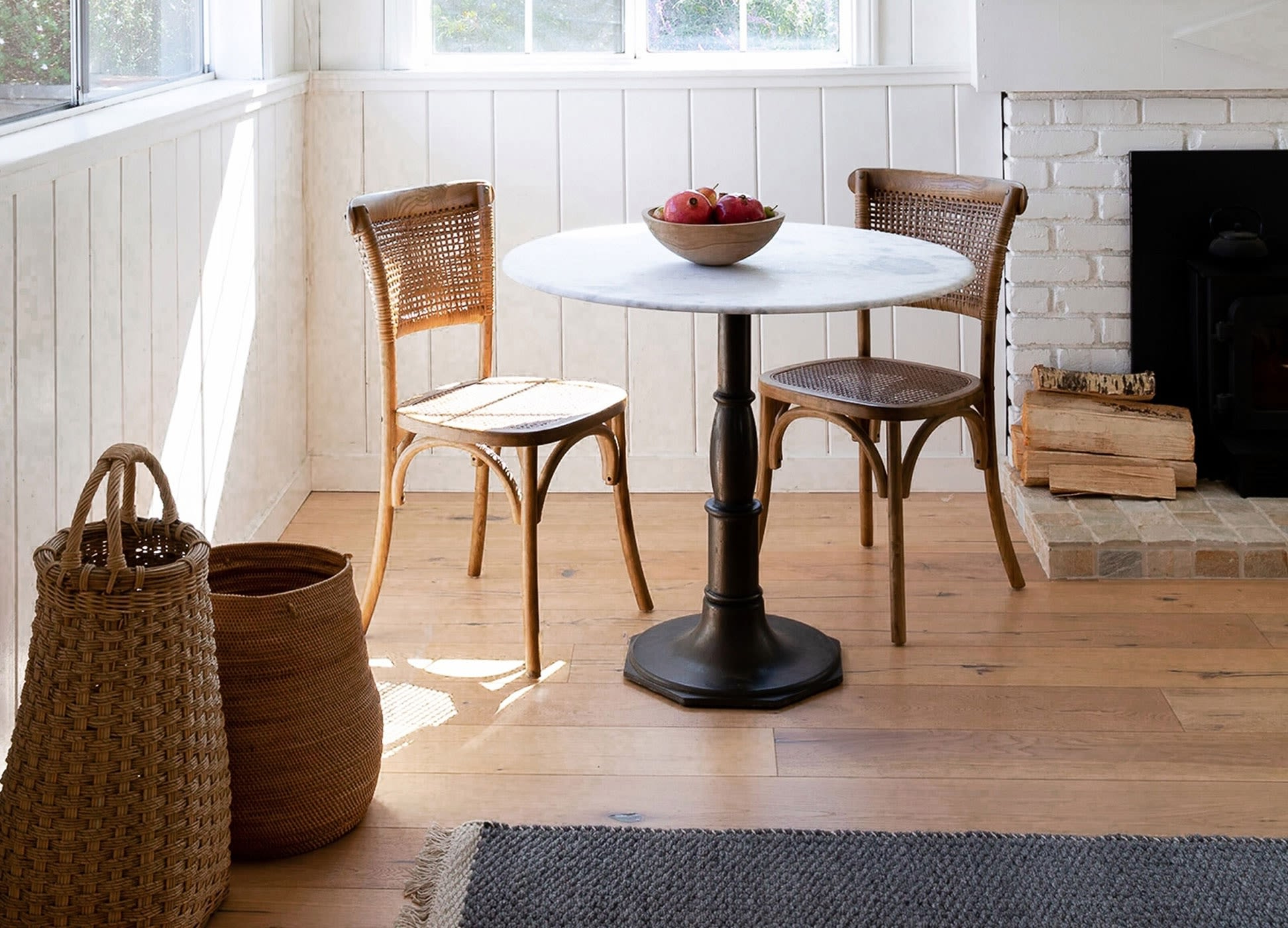 Dining Tables In Smoked Seared Oak inside Newest Stories - Styling Series: How To Pair Dining Tables And Chairs