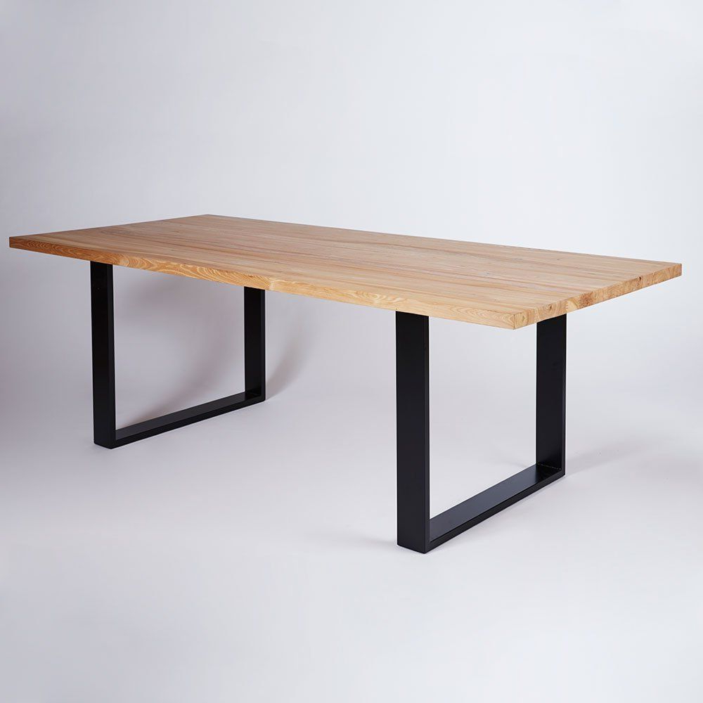 Dining Tables With Black U-Legs within Trendy Urban Couture Design And Homewares - Designer Furniture