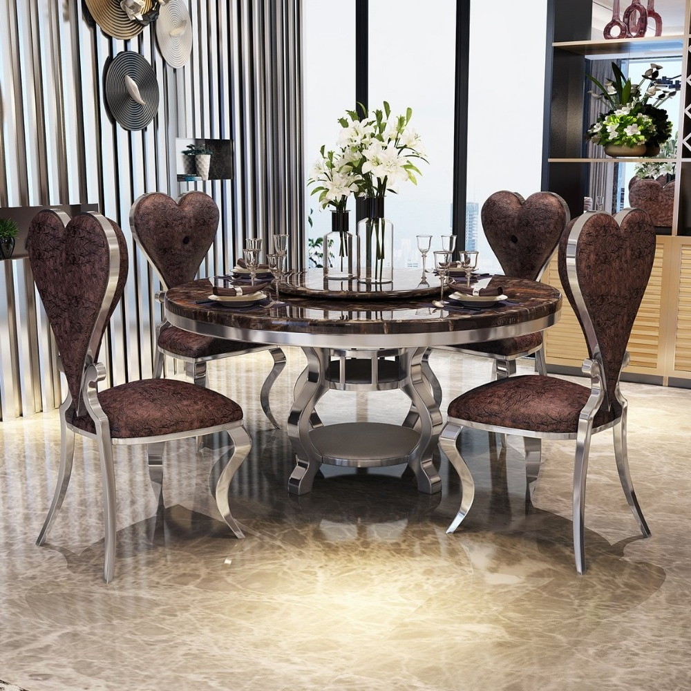 Dom Round Dining Tables inside Most Popular Us $1078.0