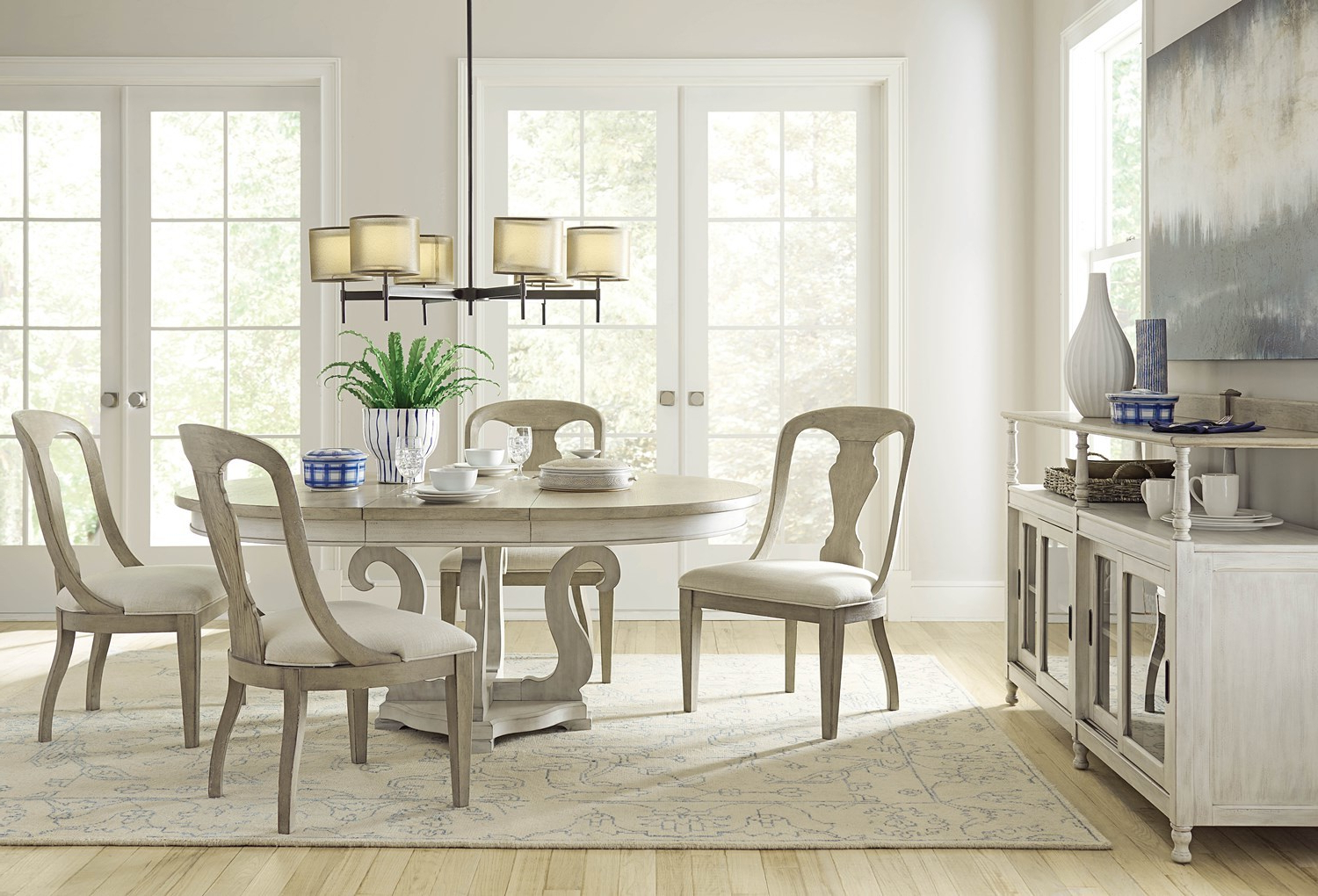 Dom Square Dining Tables intended for Recent American Drew Furniture Of North Carolina