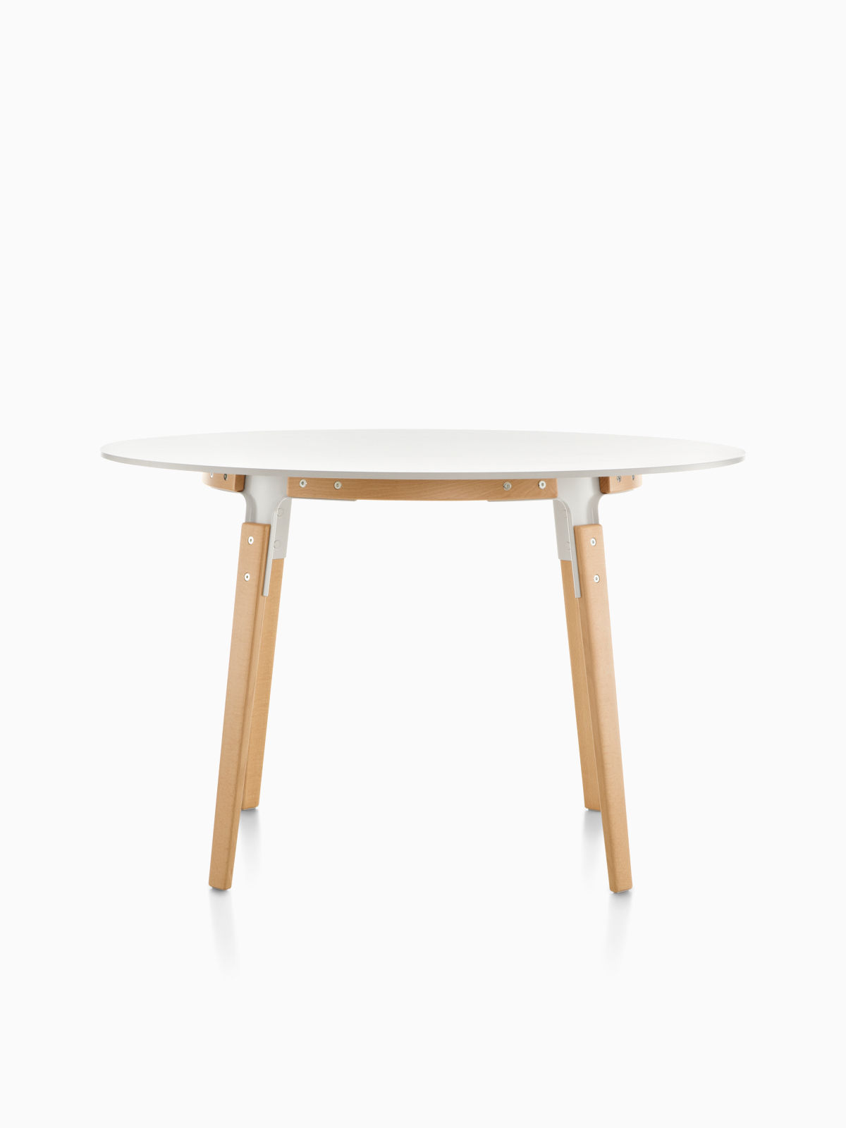 Dom Square Dining Tables pertaining to Popular Magis Steelwood - Dining Table - Herman Miller