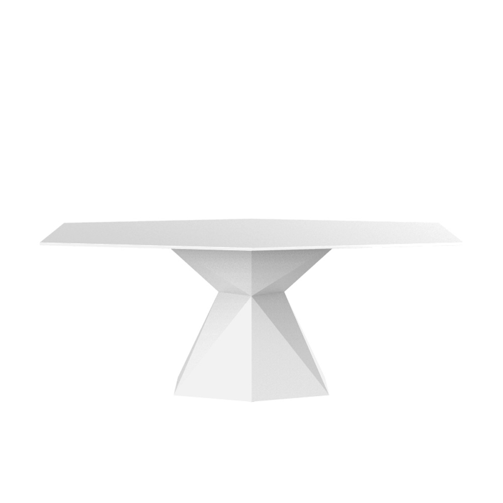 Dom Square Dining Tables throughout Current Vertex Dining Tablevondom