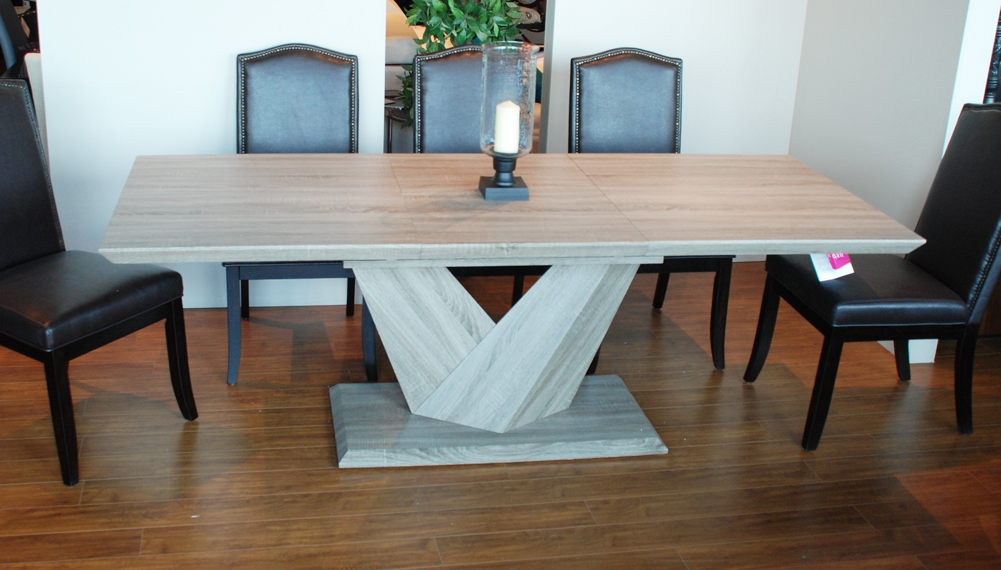 Eclipse Dining Tables Pertaining To Well Known Eclipse Rectangular Dining Table In Washed Oak – Dining (View 2 of 25)