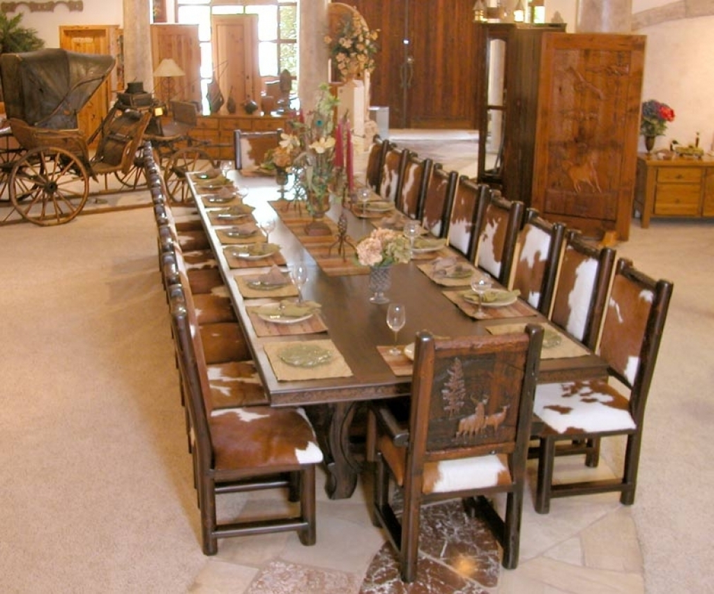 Elegance Large Round Dining Tables pertaining to Famous Large Dining Room Chairs - Kallekoponen