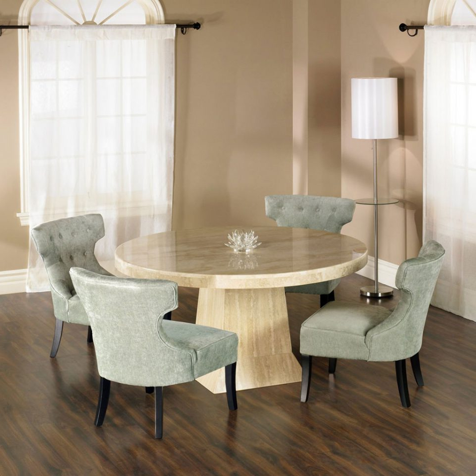 Elegance Small Round Dining Tables pertaining to Newest Home And Interior Ideas Elegant Small Round Dining Table