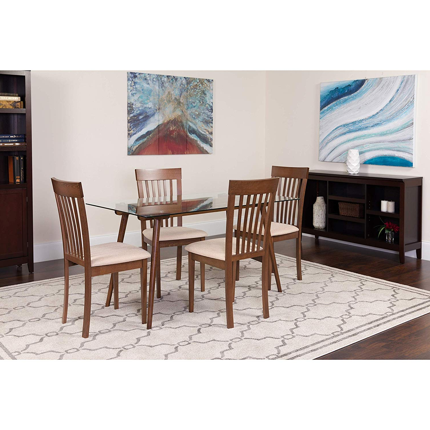 Espresso Finish Wood Classic Design Dining Tables Within Trendy Cheap Windsor Wood Chairs, Find Windsor Wood Chairs Deals On (View 9 of 17)