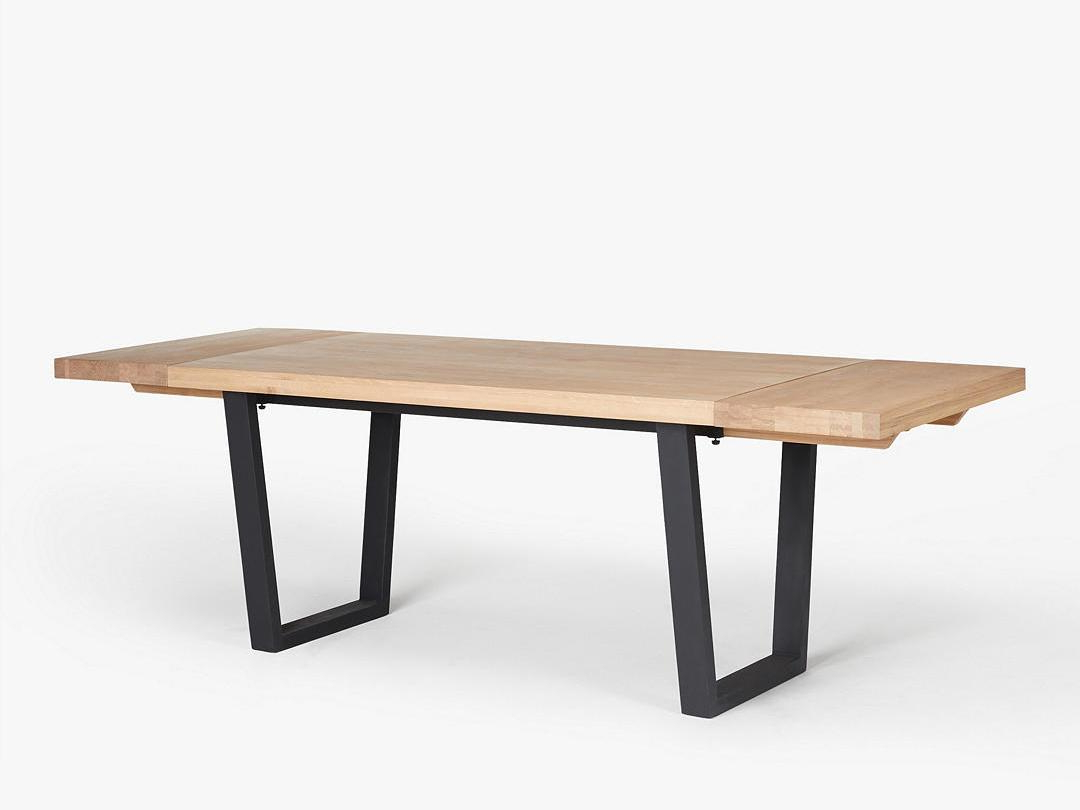 Fashionable 8 Seater Wood Contemporary Dining Tables With Extension Leaf Intended For Best Extendable Dining Table: Choose From Glass And Wooden (View 11 of 25)