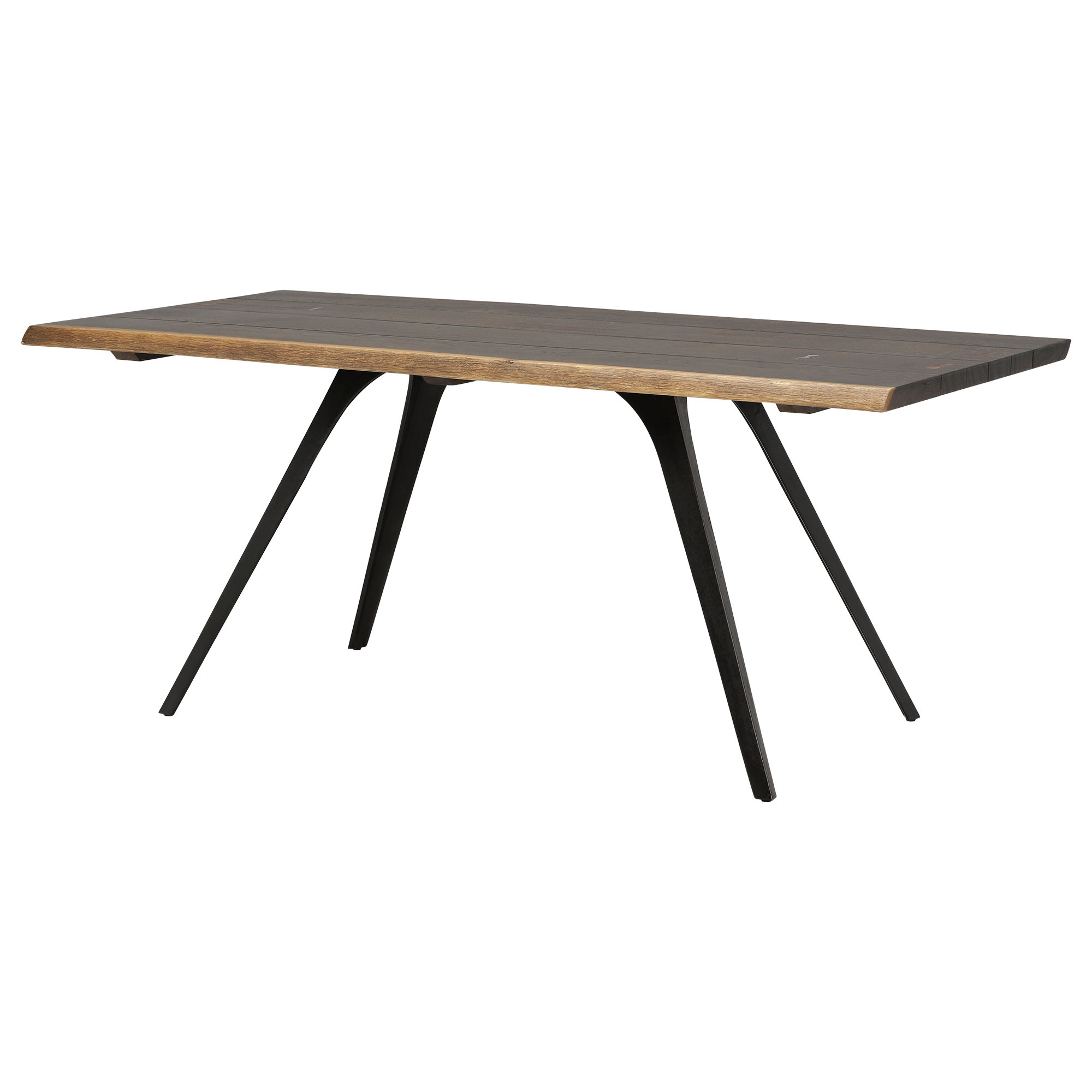 Fashionable Vega Solid Oak Dining Table (View 16 of 25)