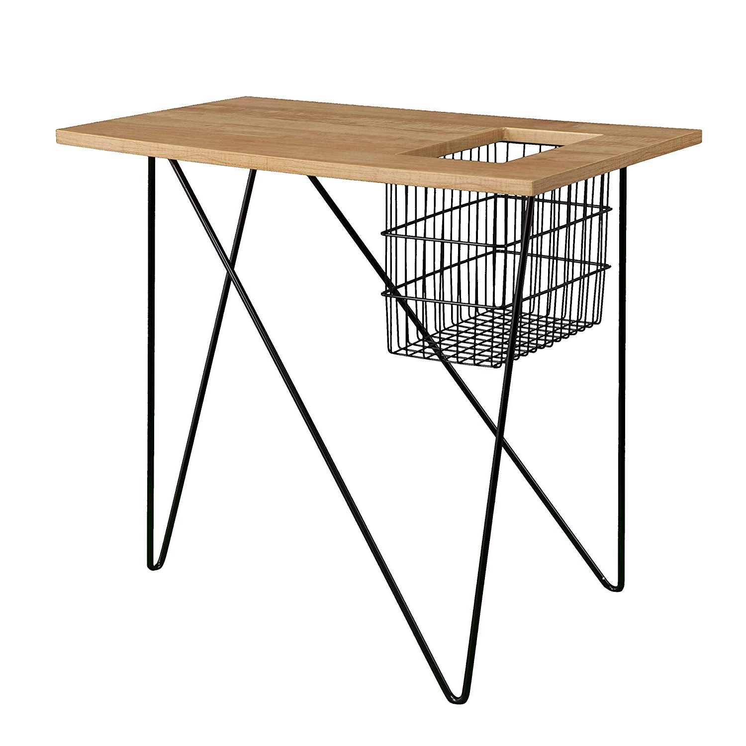 Favorite Acacia Dining Tables With Black Rocket Legs Within Amazon: Southern Enterprises Amz6312Co Nyda End Table (View 19 of 25)